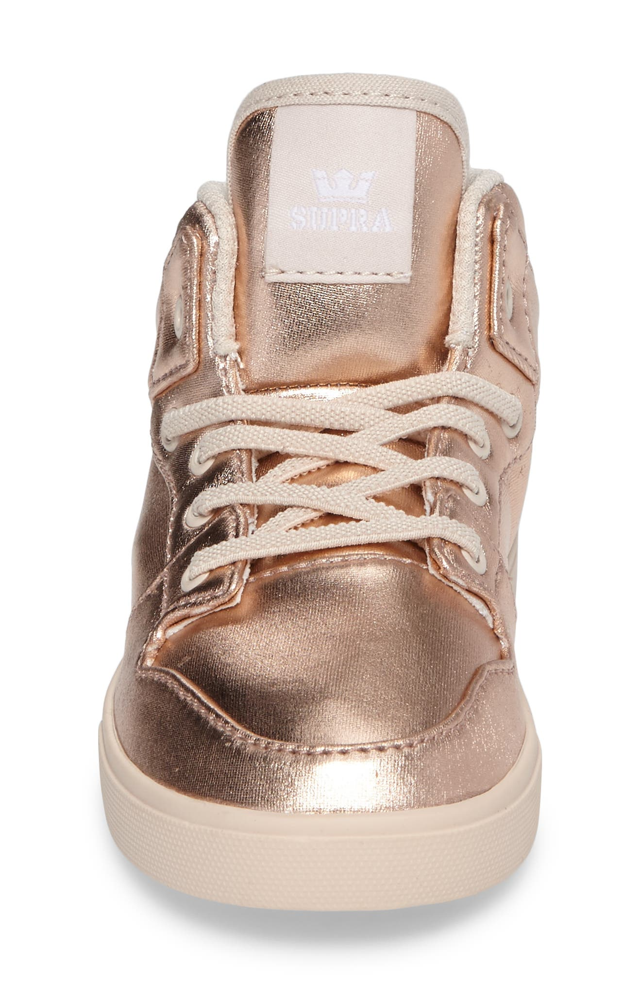 Vaider High Top Sneaker,                             Alternate thumbnail 4, color,                             220