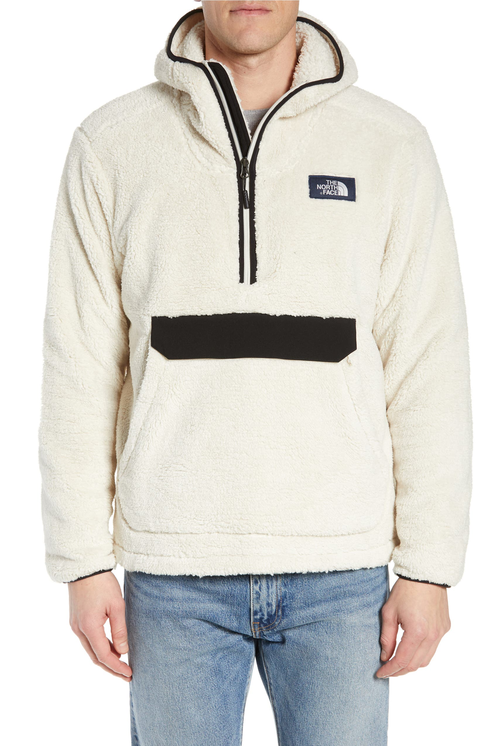 1098053ac1 The North Face Campshire Anorak Fleece Jacket