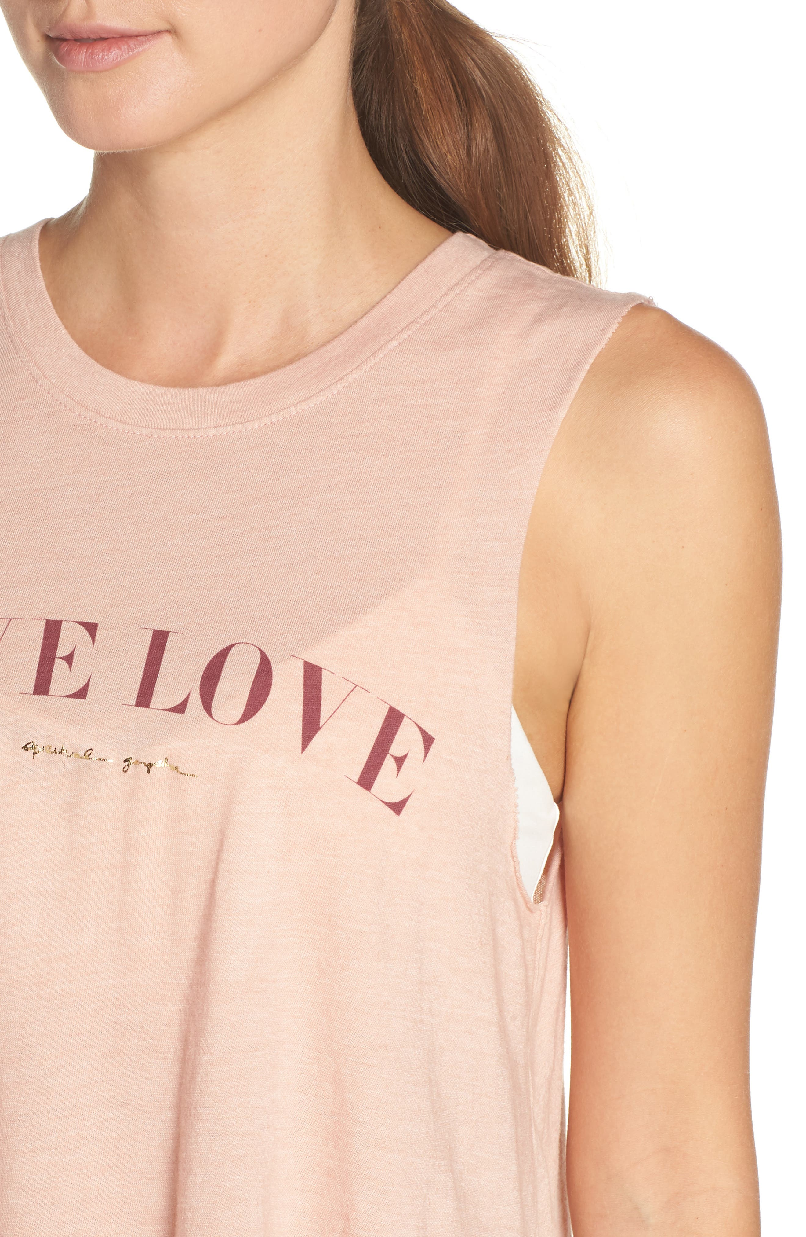 Give Love Crop Tank,                             Alternate thumbnail 4, color,                             294