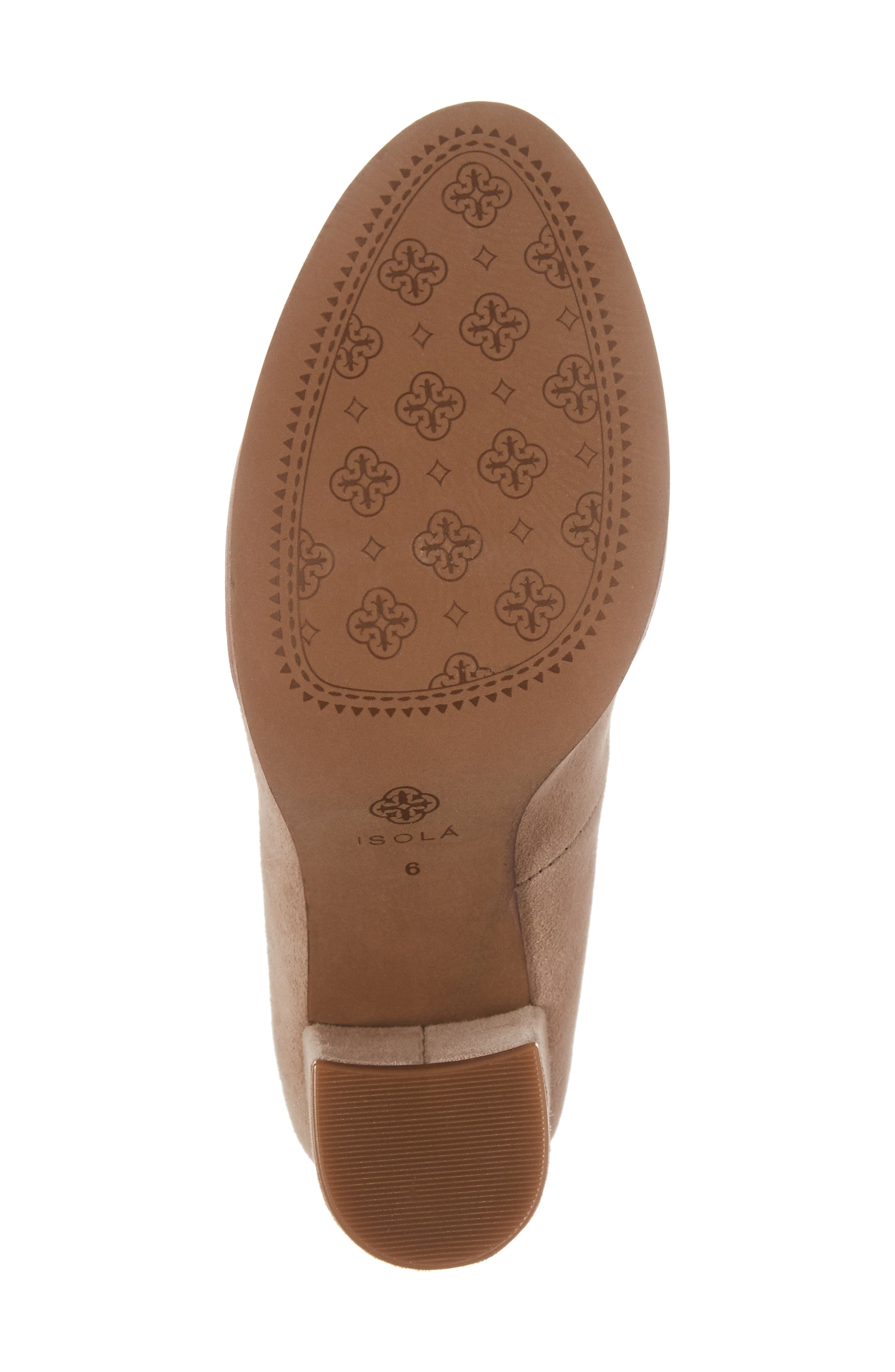 Hayley Pump,                             Alternate thumbnail 6, color,                             BAYWATER SUEDE