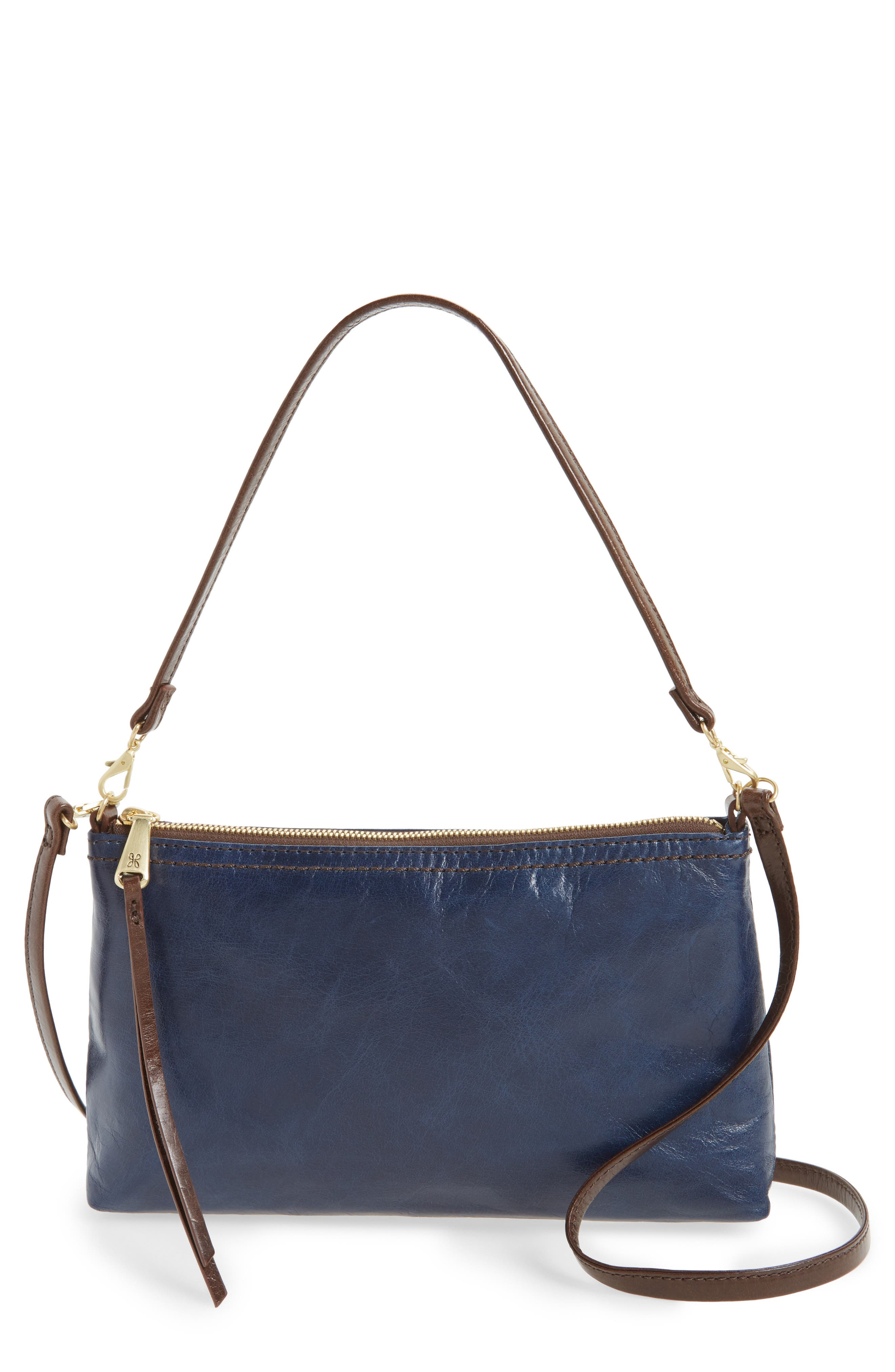 'Darcy' Leather Crossbody Bag,                             Main thumbnail 18, color,