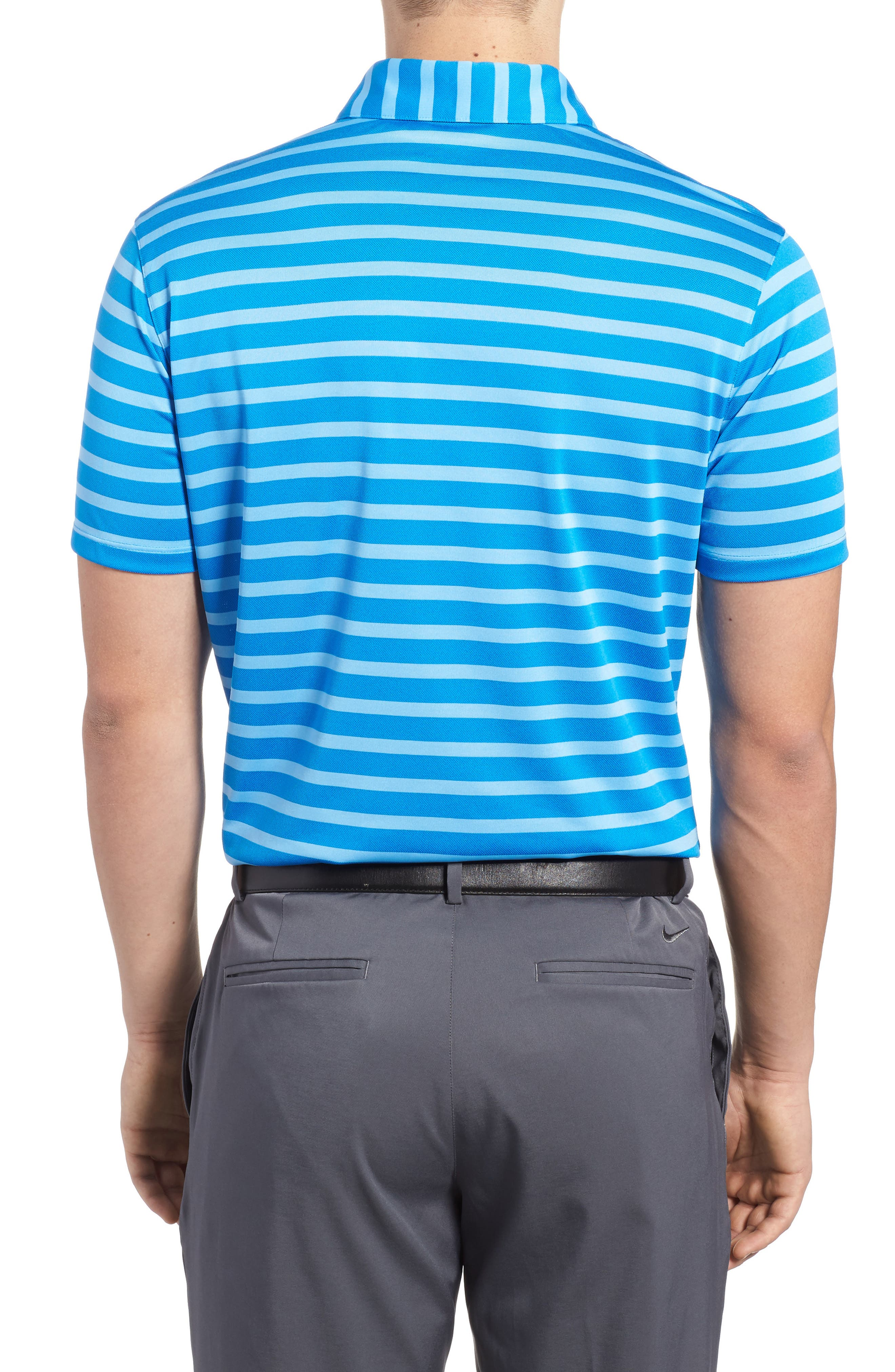 Golf Stripe Polo,                             Alternate thumbnail 4, color,
