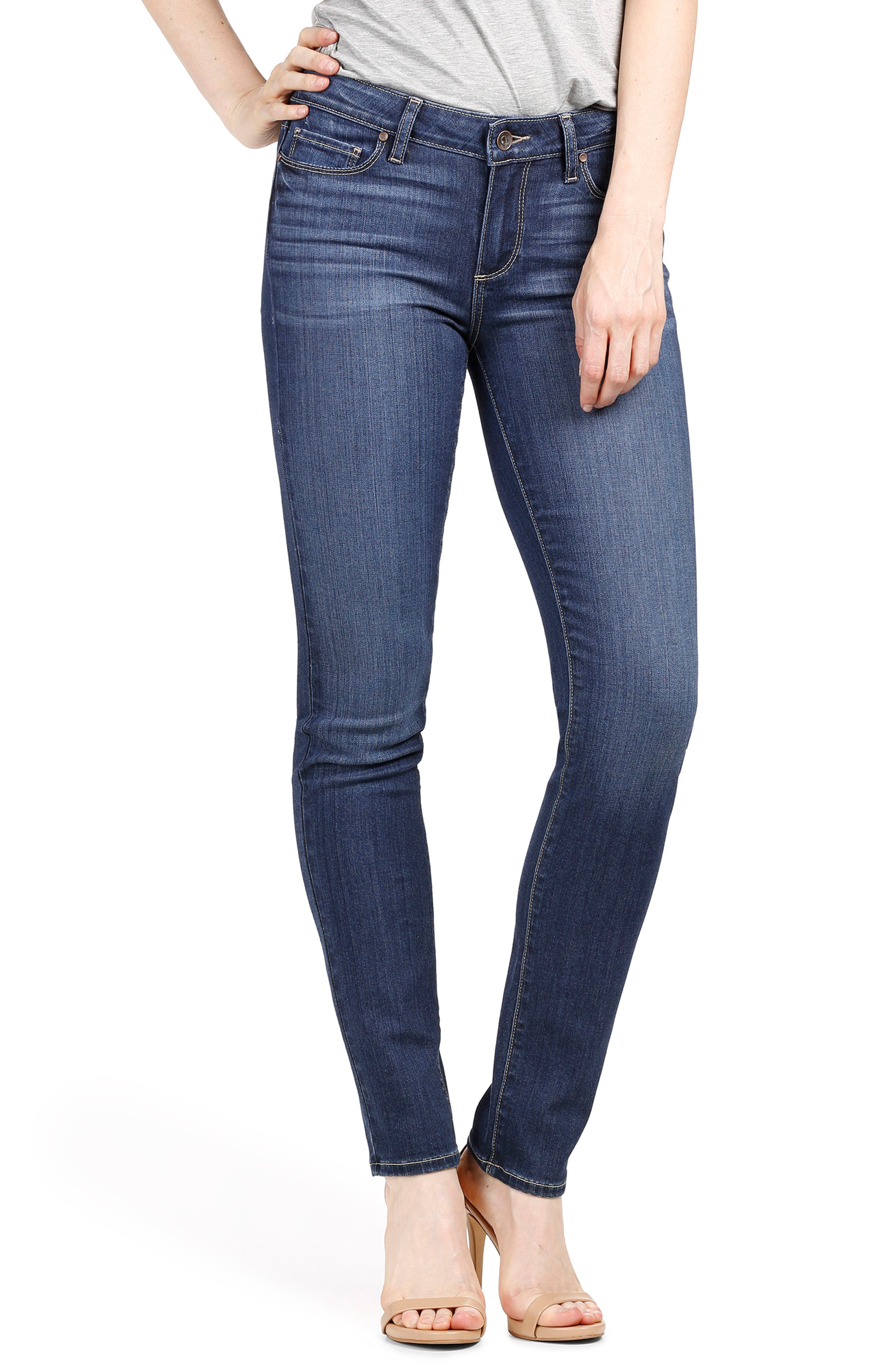 Transcend - Skyline Skinny Jeans,                             Main thumbnail 1, color,                             400