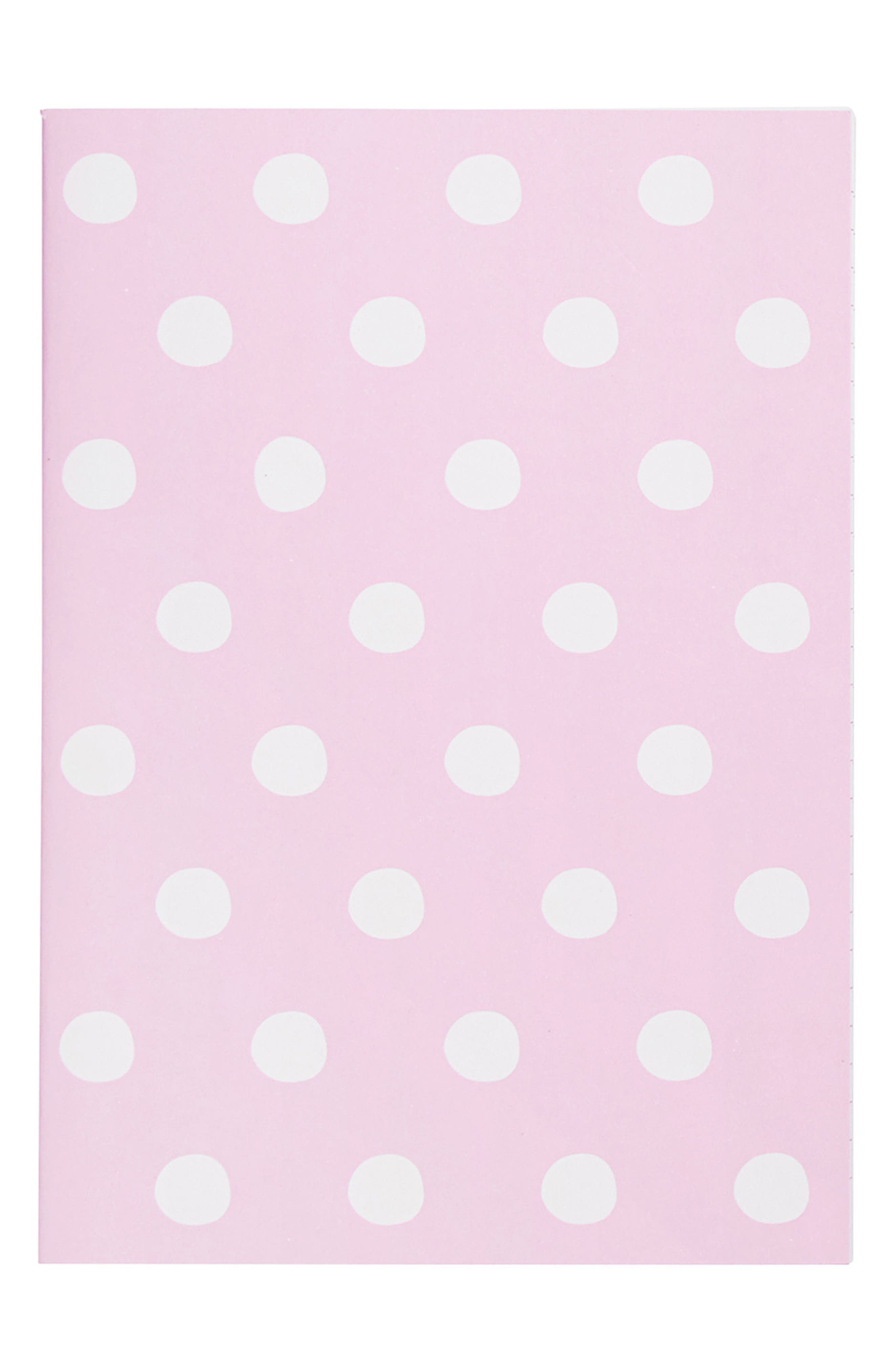 3-Pack A5 Essential Notepads,                             Alternate thumbnail 3, color,                             020