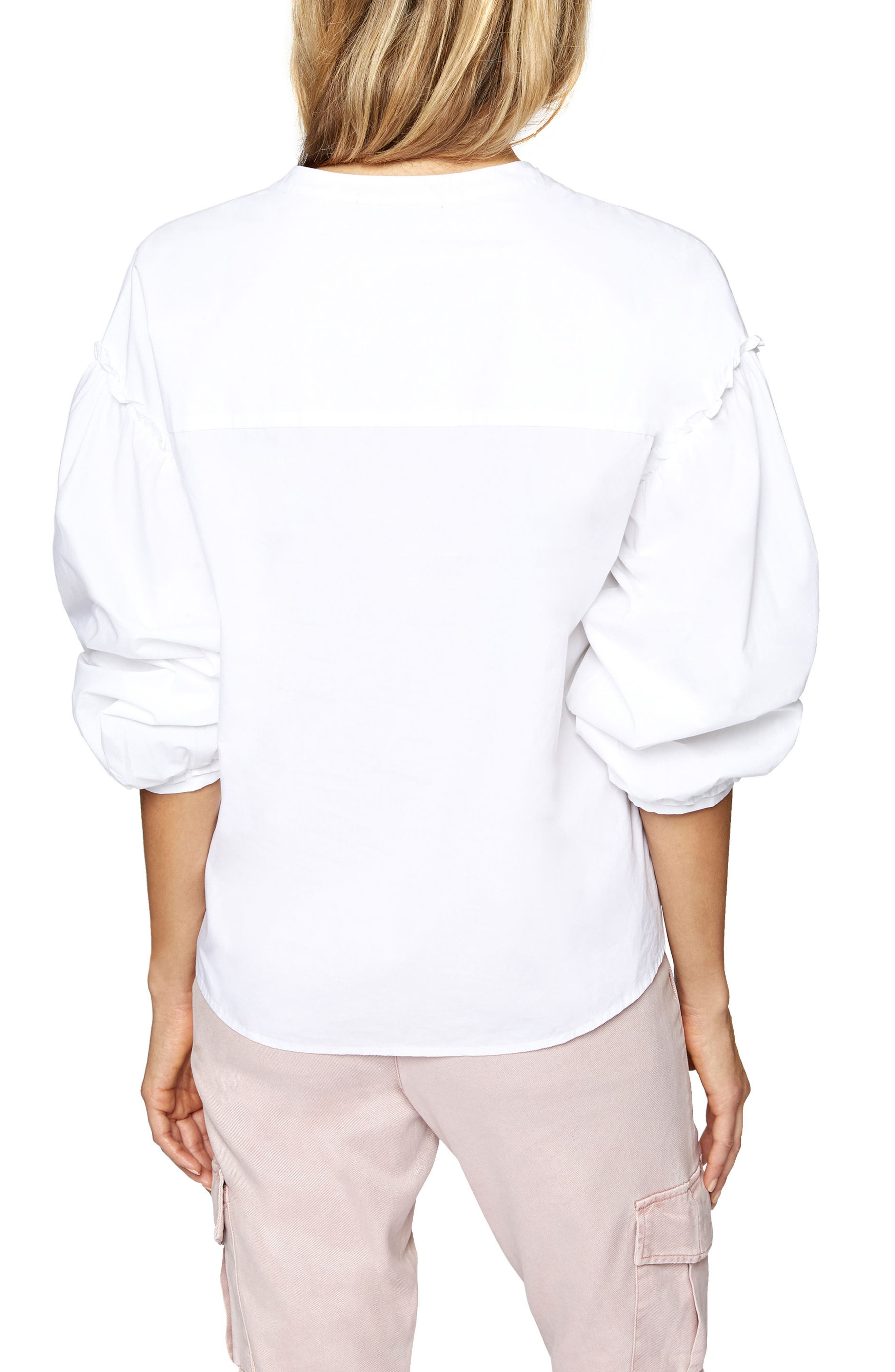 Embroidered Spring Danni Top,                             Alternate thumbnail 2, color,                             114