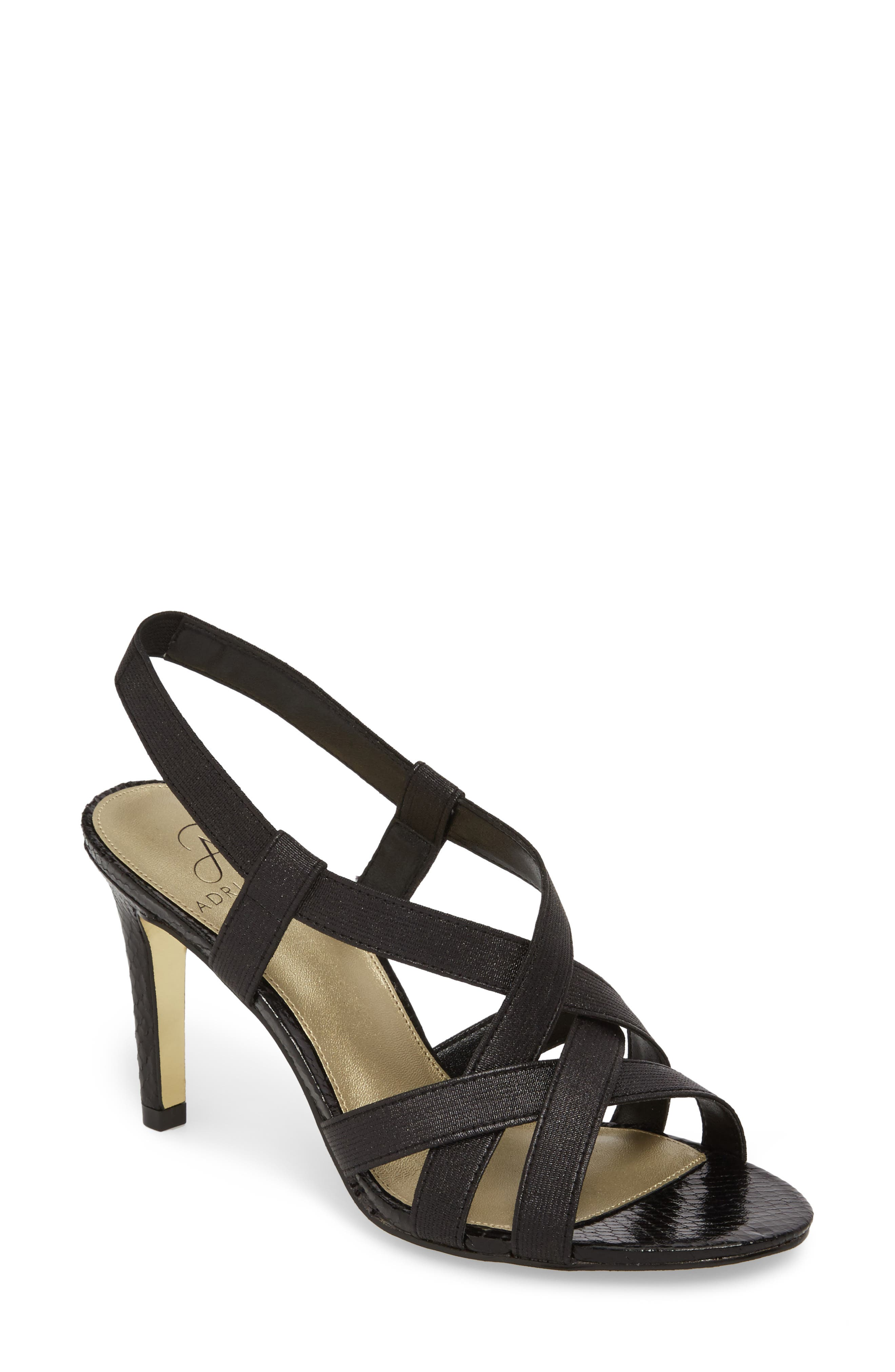 ADRIANNA PAPELL Addie Sandal, Main, color, 001