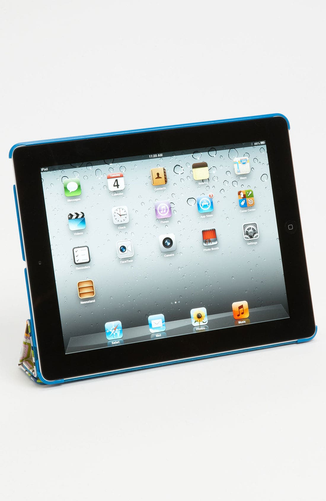 'Honeycomb' iPad 2 Case,                             Alternate thumbnail 4, color,