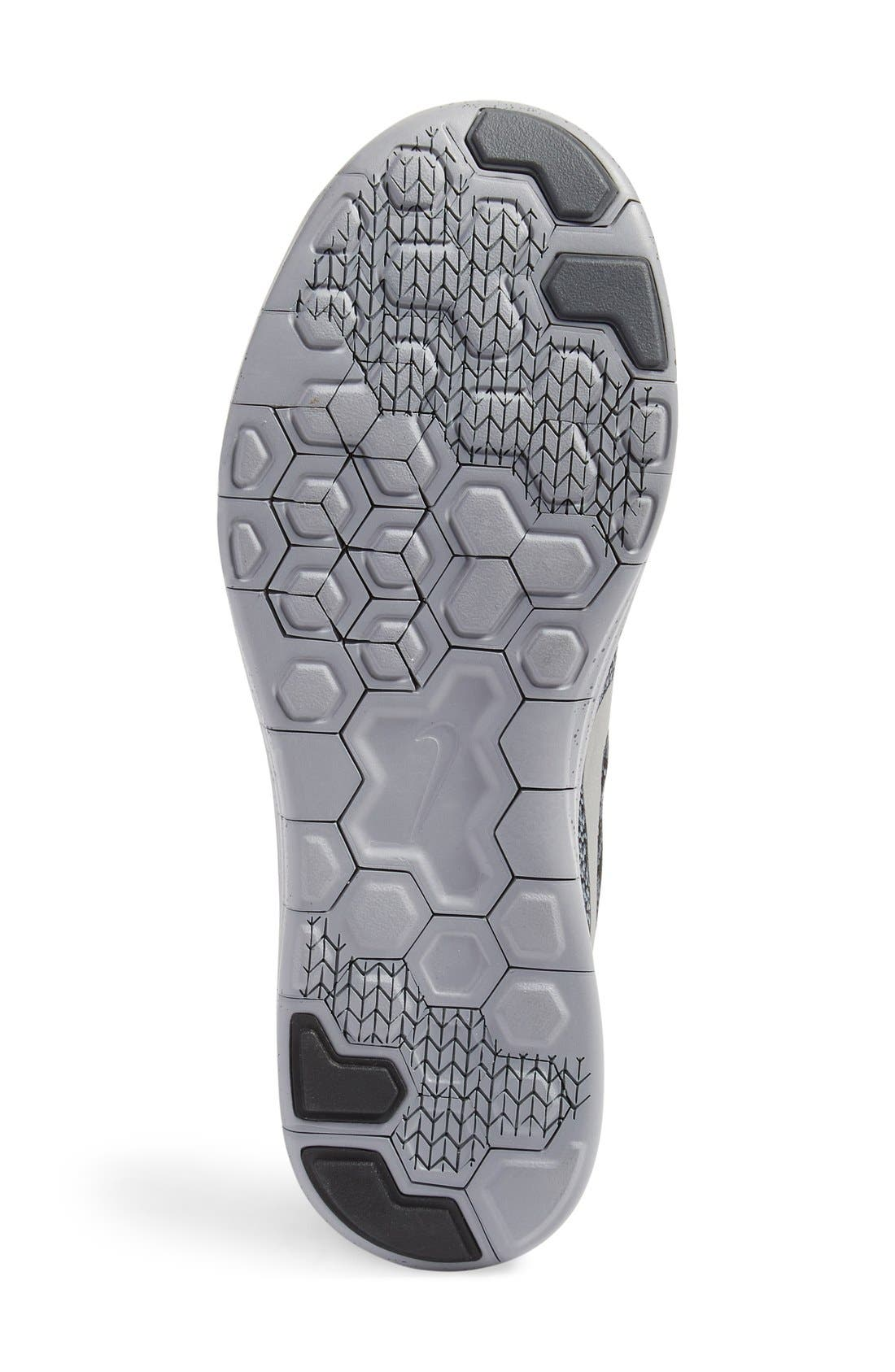 Free RN Distance Shield Running Shoe,                             Alternate thumbnail 11, color,