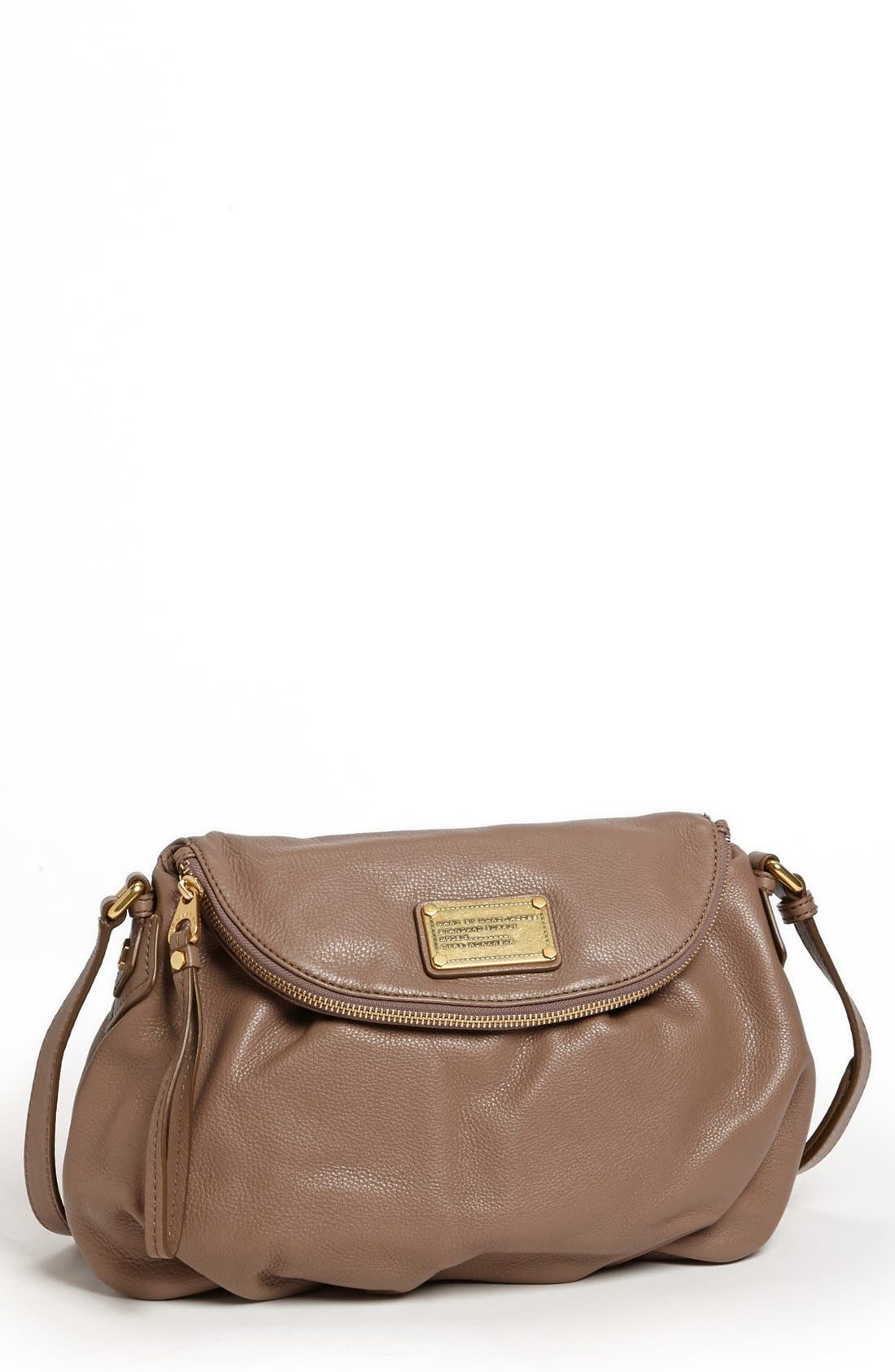 MARC BY MARC JACOBS 'Classic Q - Natasha' Crossbody Bag,                             Main thumbnail 6, color,