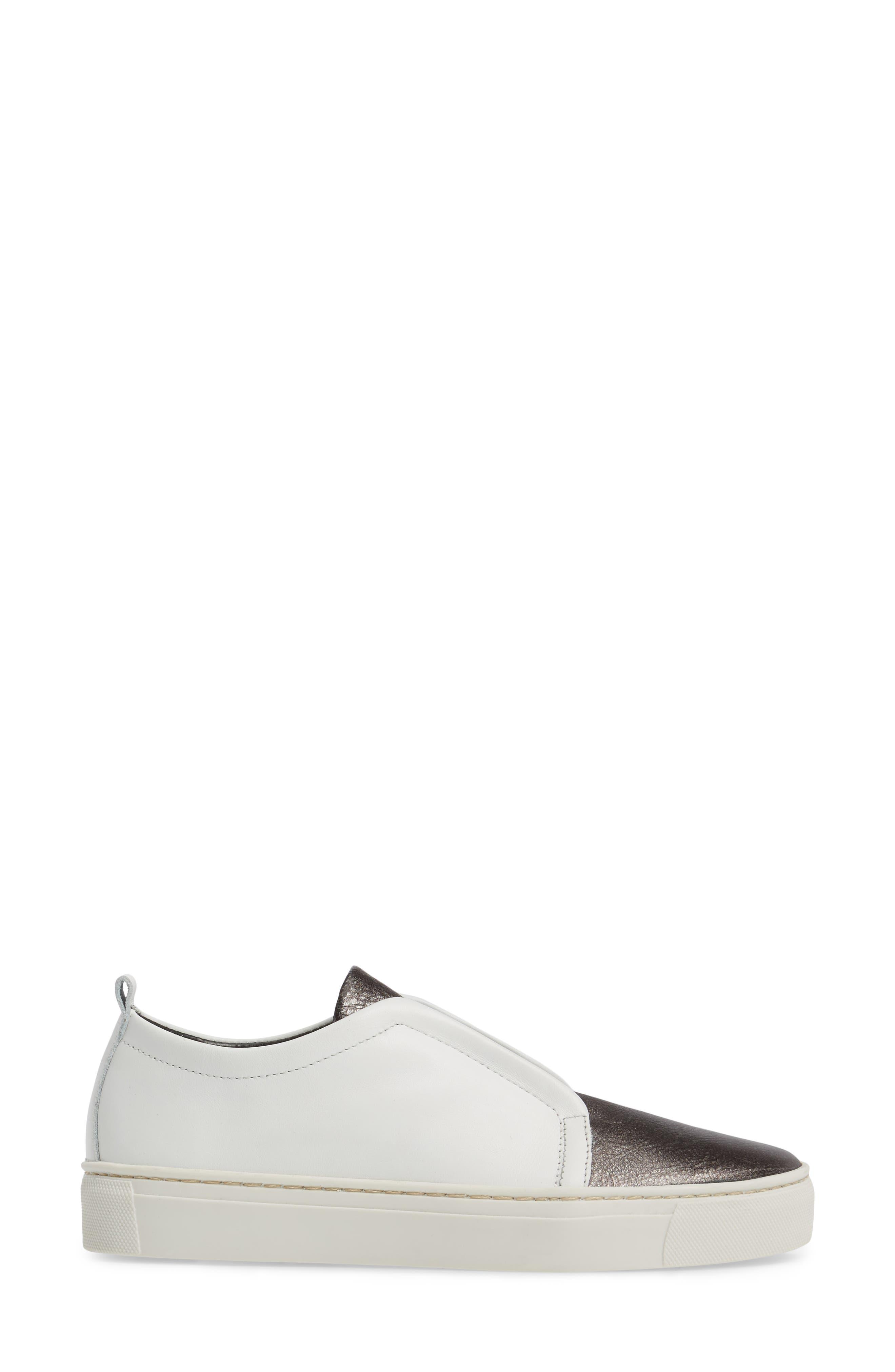 Rapture Slip-On Sneaker,                             Alternate thumbnail 3, color,                             040
