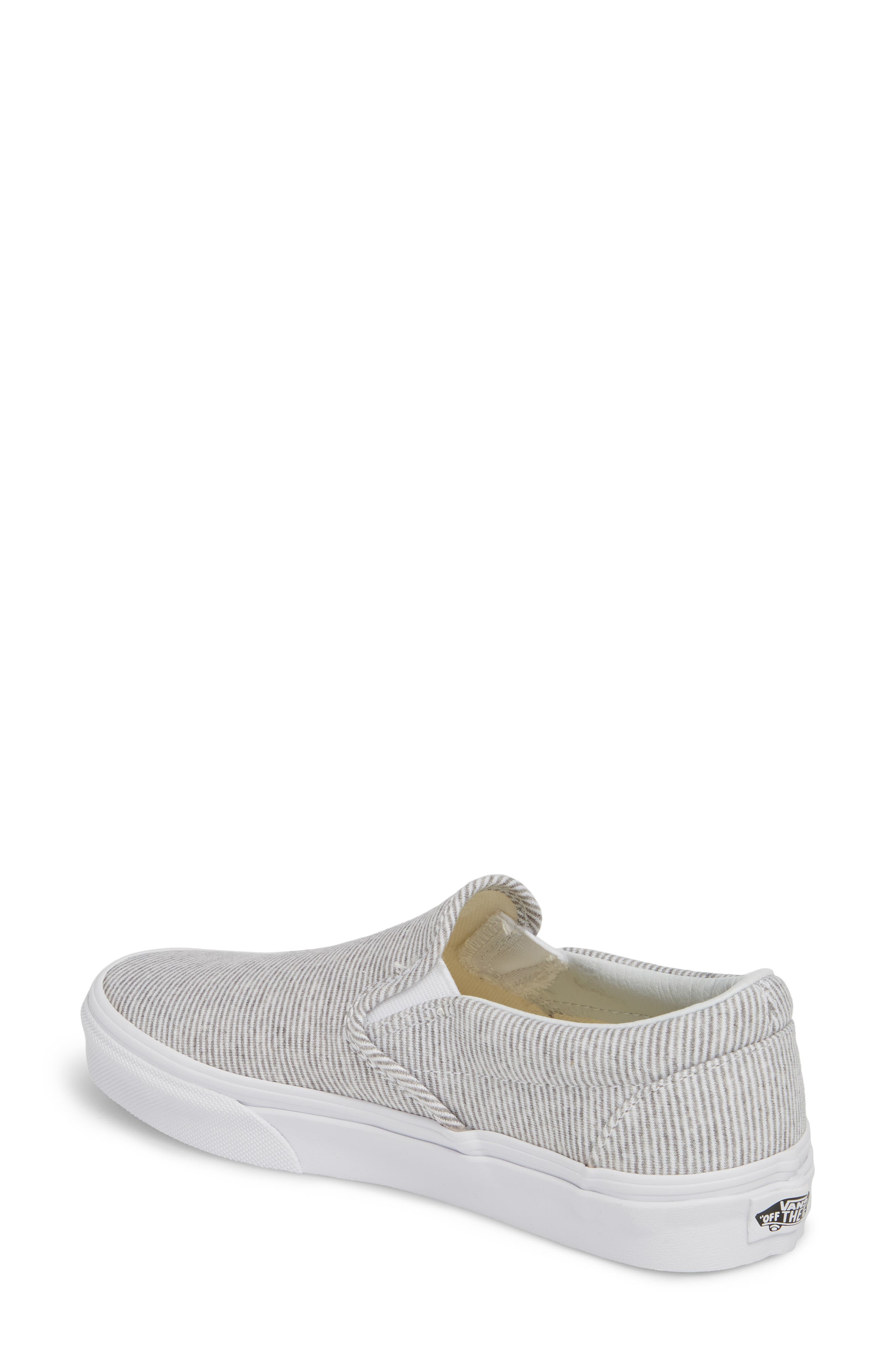 Classic Slip-On Sneaker,                             Alternate thumbnail 102, color,