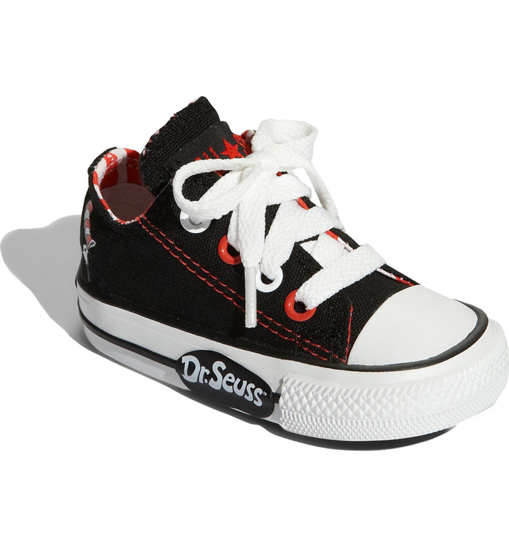 Converse Chuck Taylor®  Dr. Seuss  Sneaker (Baby 222f1bfb0