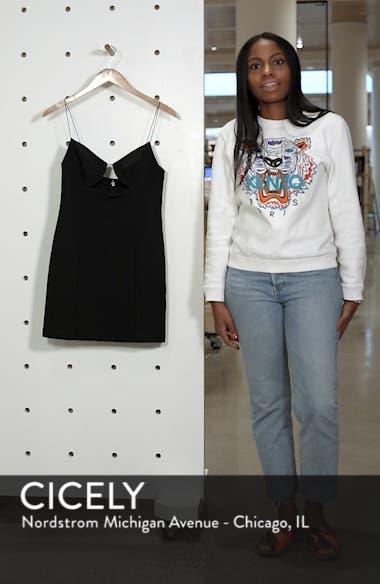 Deconstructed Bralet Body-Con Minidress, sales video thumbnail