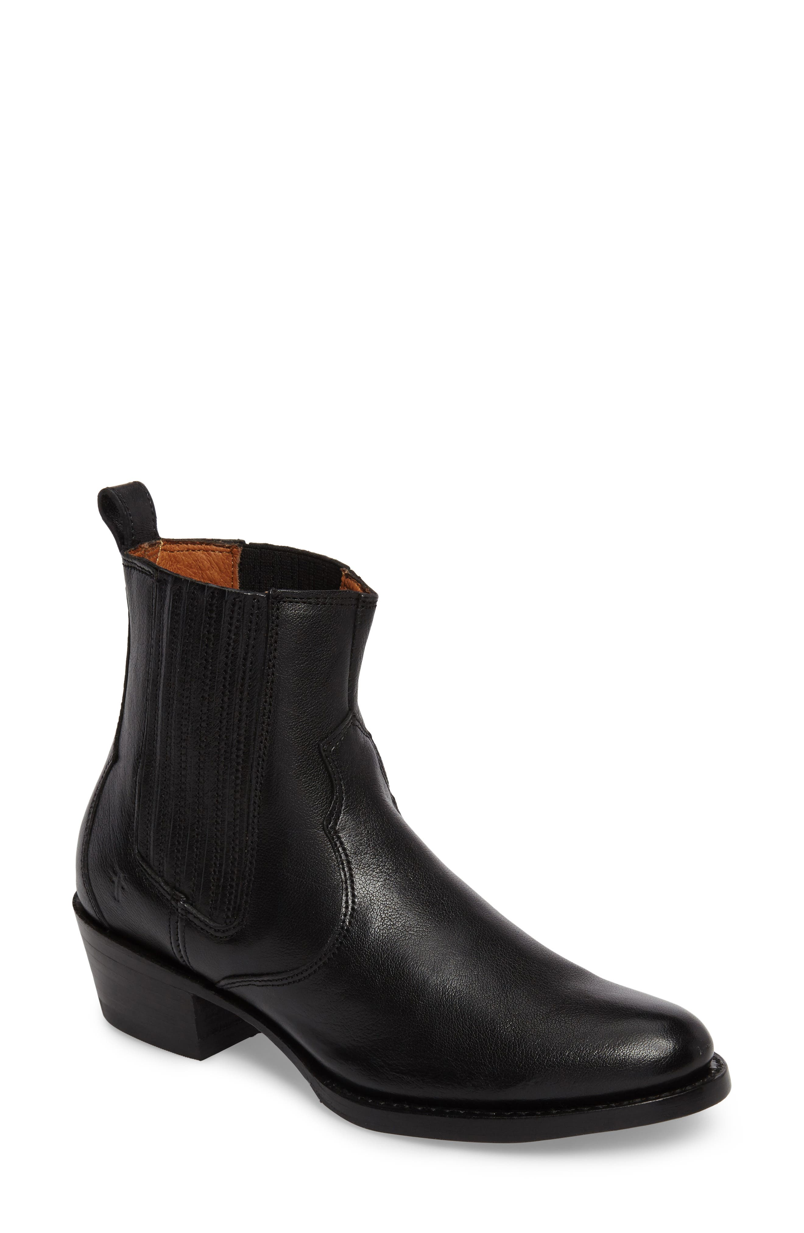 Diana Chelsea Boot,                         Main,                         color, 001