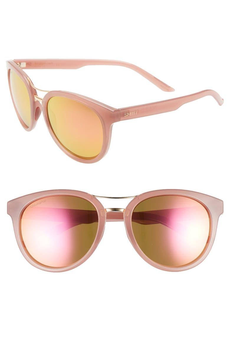 1ddd38469ef SMITH Bridgetown 54mm ChromaPop sup ™  sup  Polarized Sunglasses