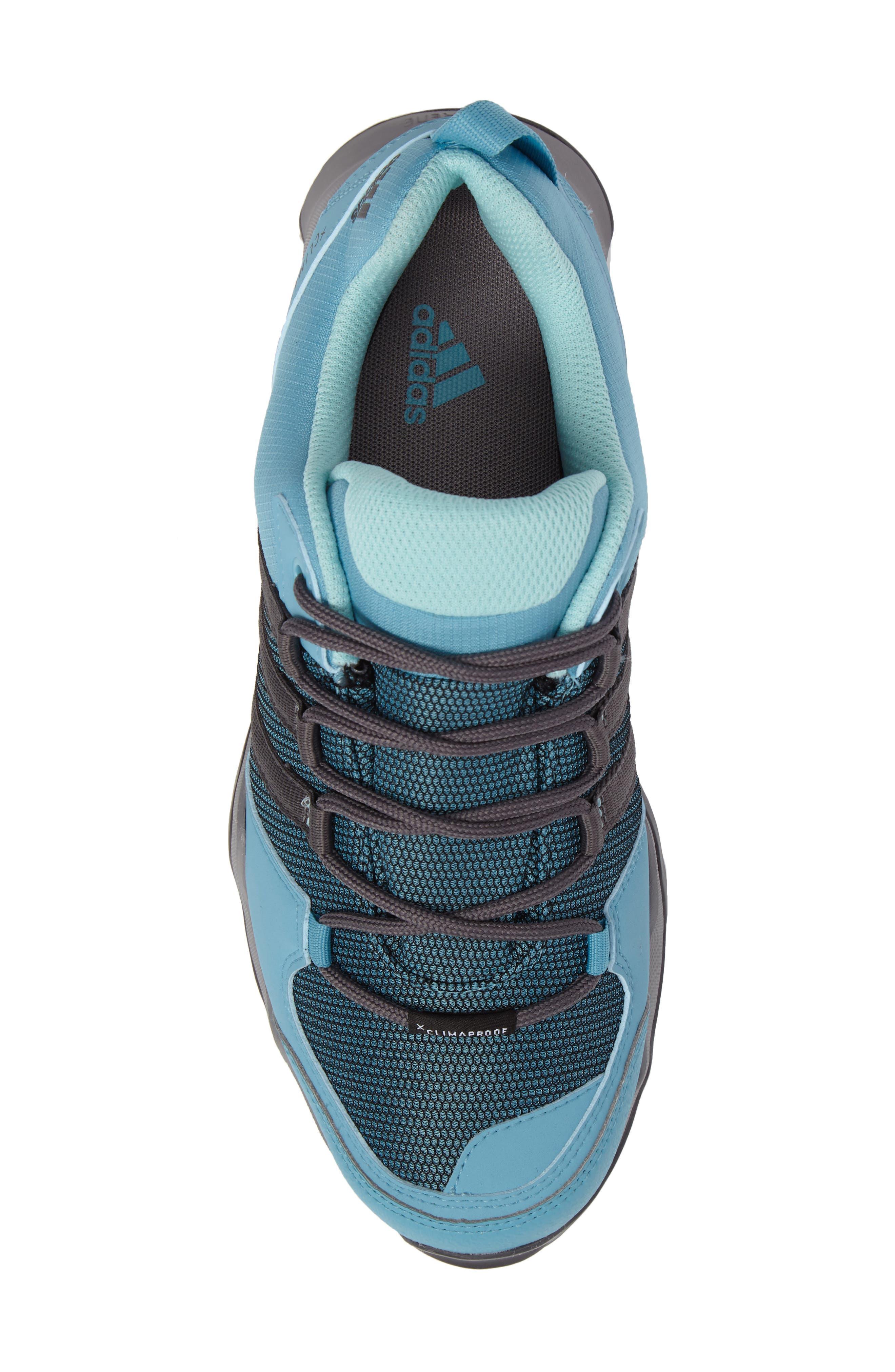 'AX2' Waterproof Hiking Shoe,                             Alternate thumbnail 5, color,                             400
