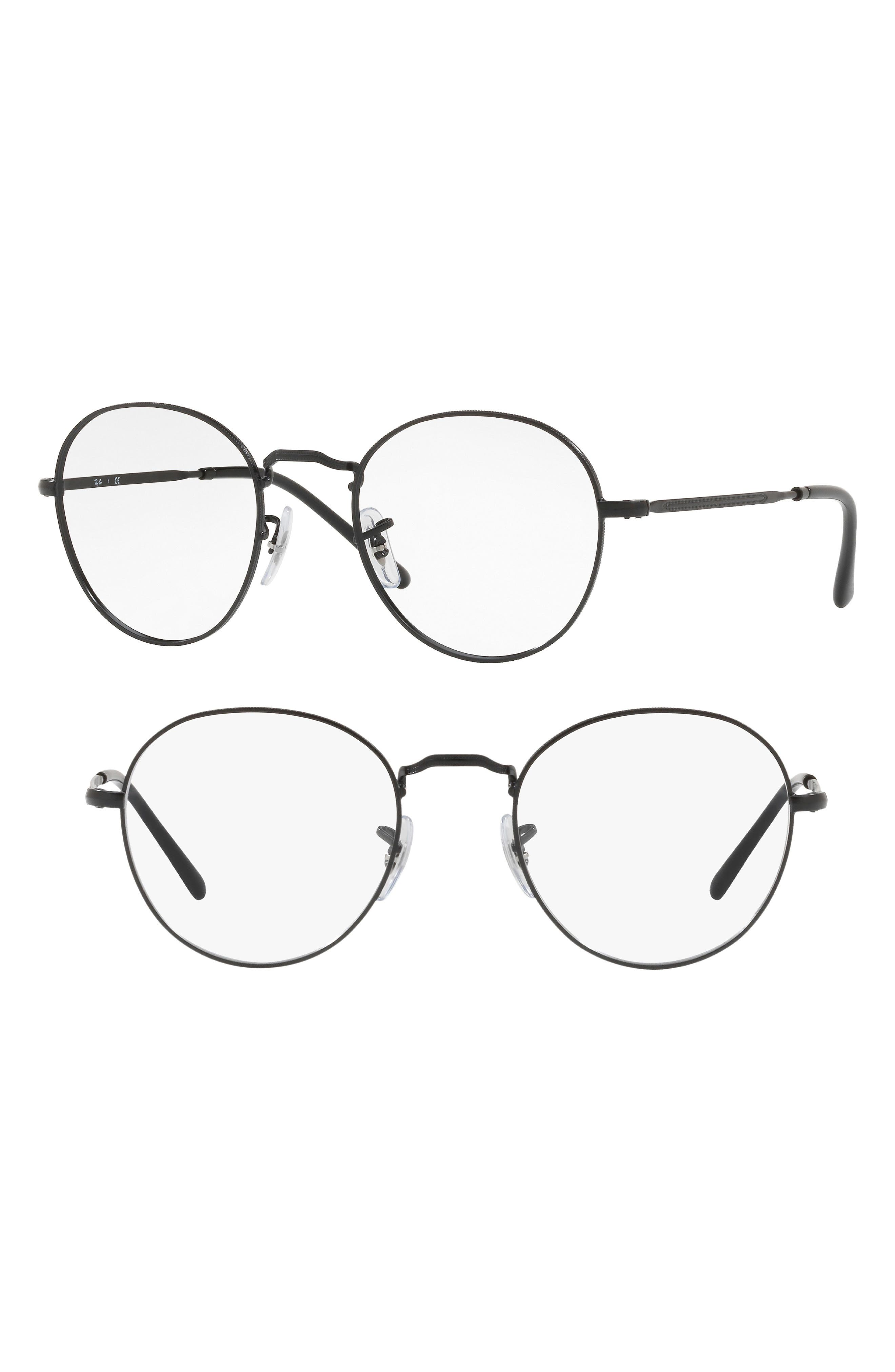3582V 51mm Optical Glasses,                             Main thumbnail 1, color,                             001