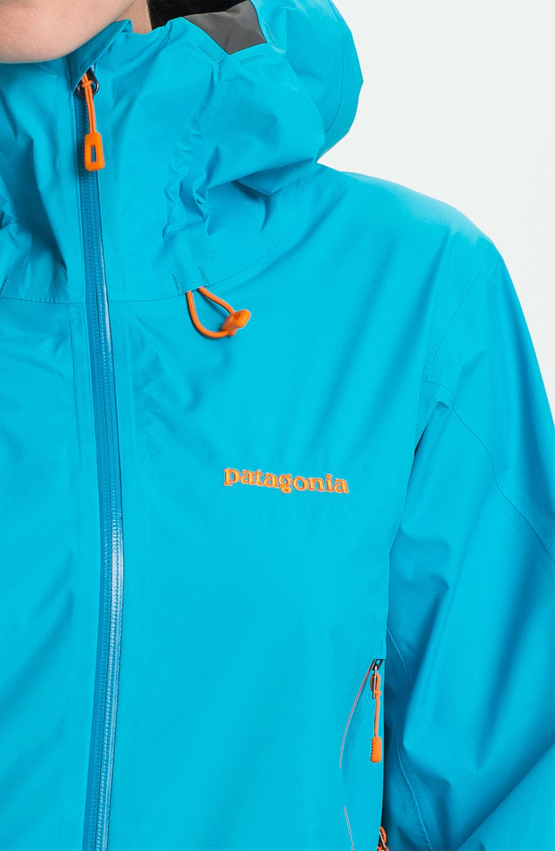 PATAGONIA,                             'Super Cell' Jacket,                             Alternate thumbnail 3, color,                             400