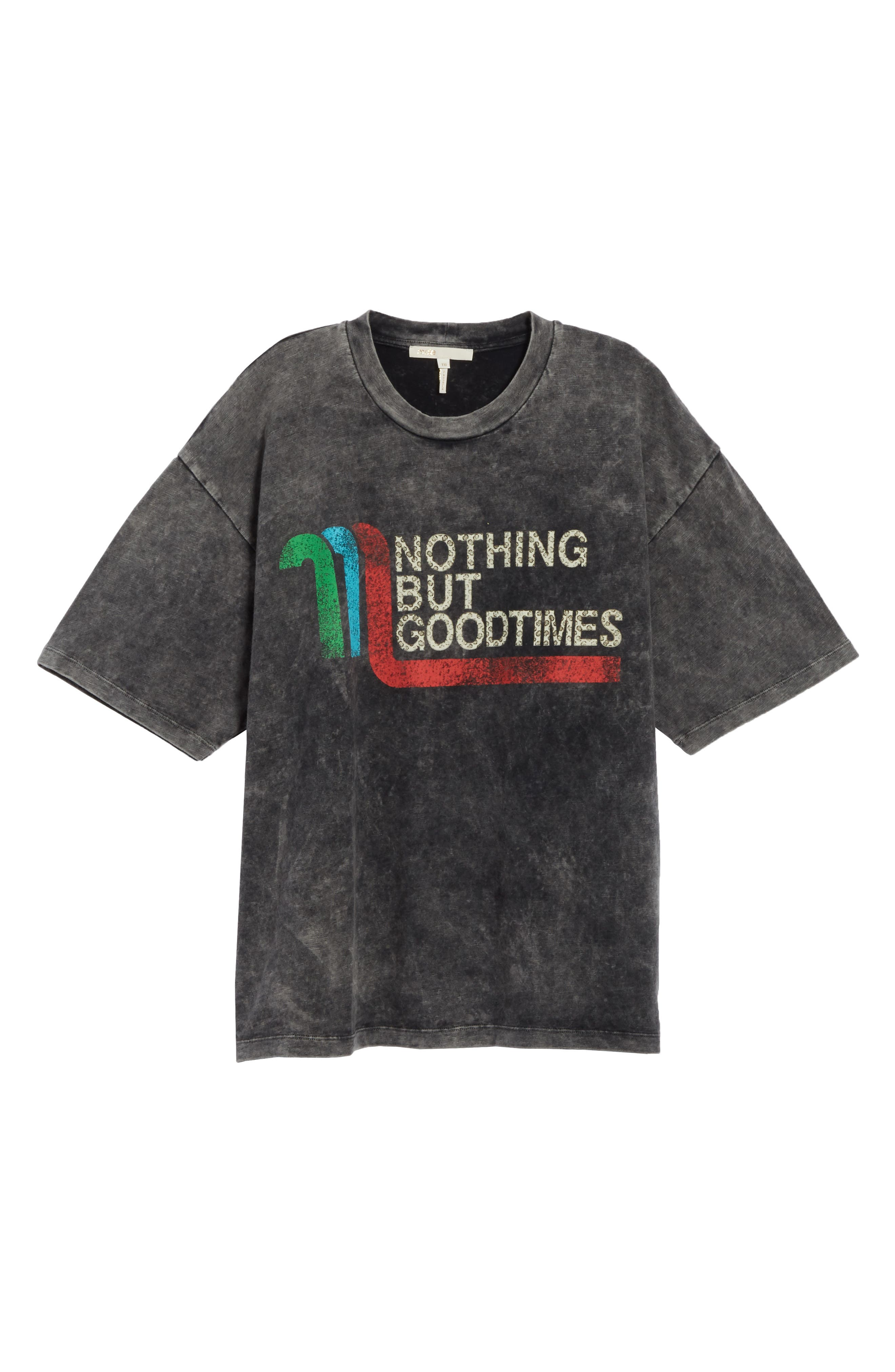 Nothing But Good Times Tee,                             Alternate thumbnail 6, color,                             020