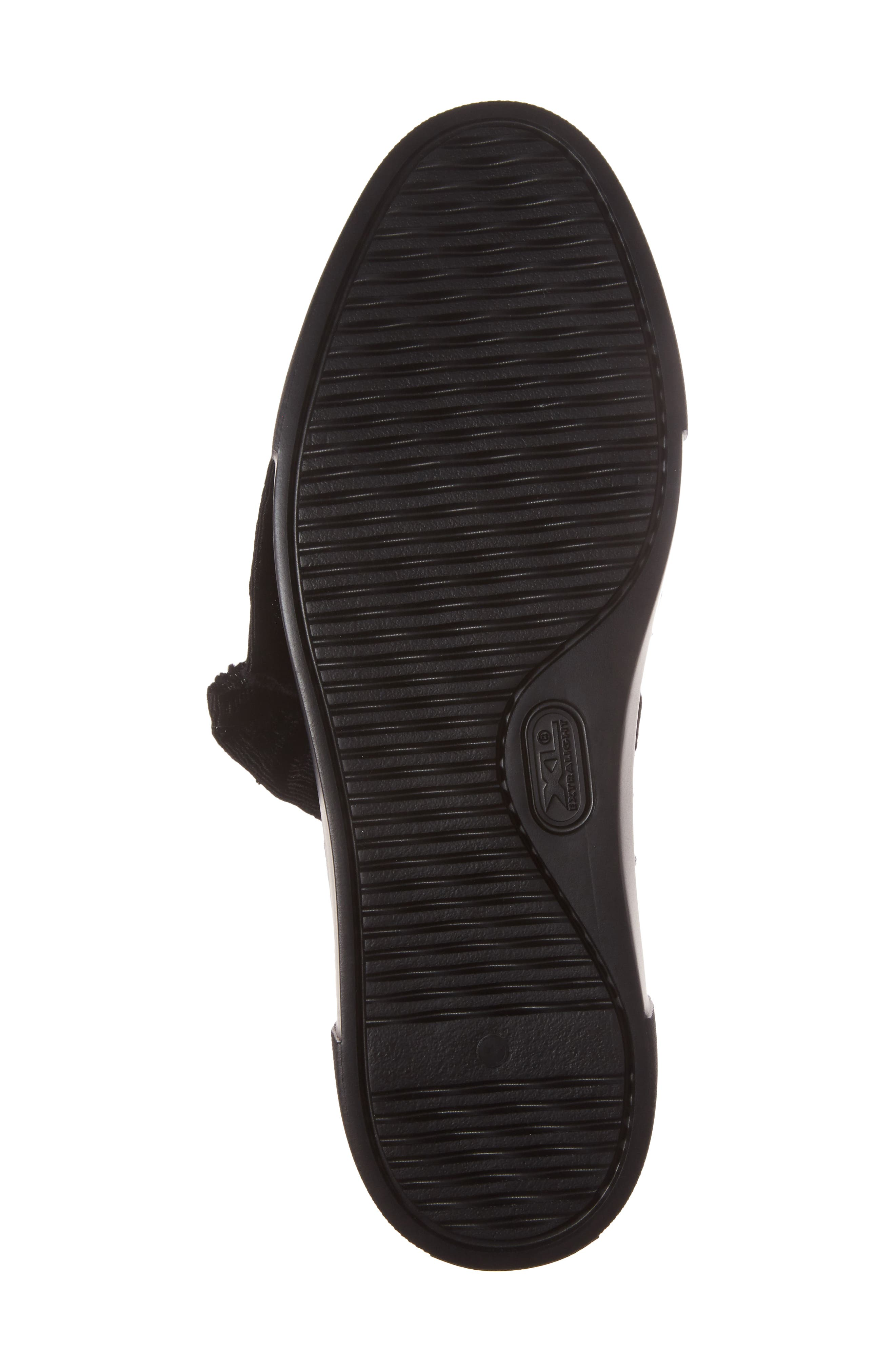 Bow Platform Sneaker,                             Alternate thumbnail 6, color,                             002