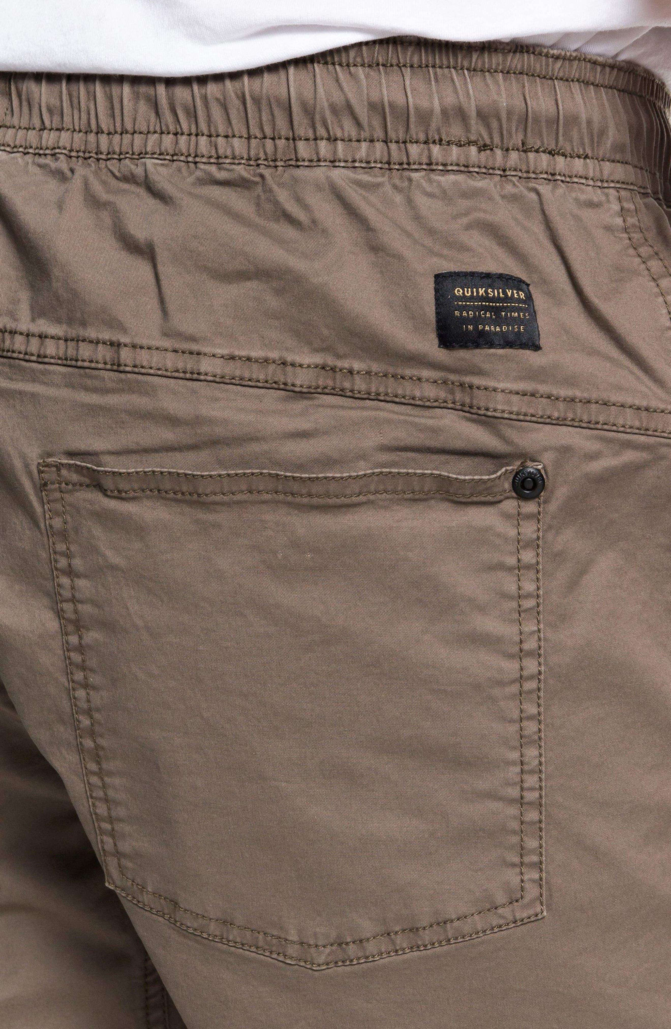 Foxoy Shorts,                             Alternate thumbnail 3, color,                             FALCON