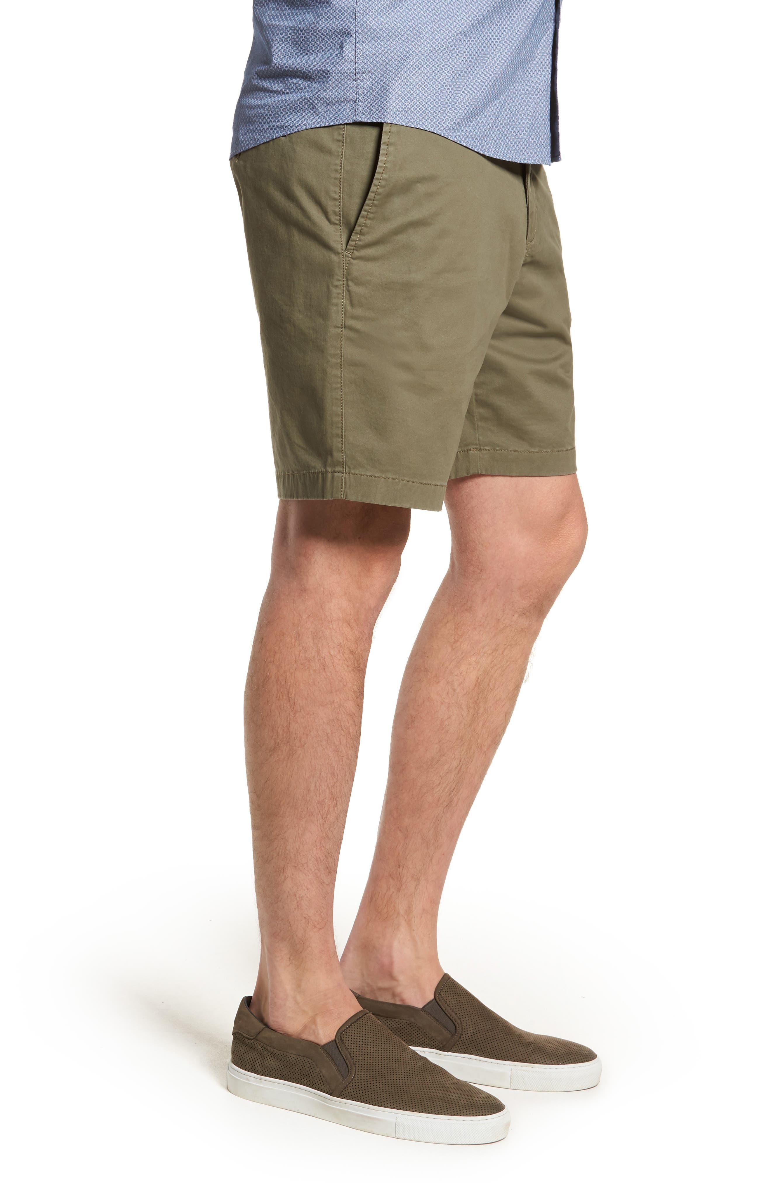 Ballard Slim Fit Stretch Chino 9-Inch Shorts,                             Alternate thumbnail 29, color,