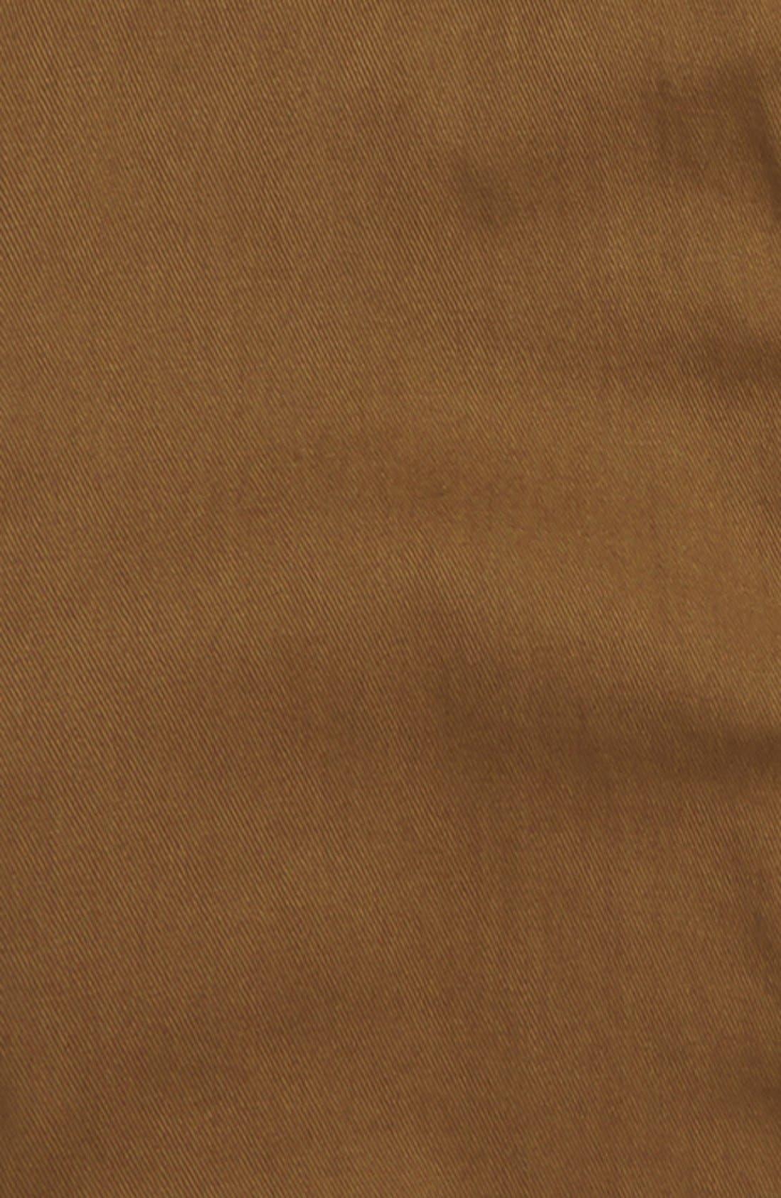 Peek Twill HoodedSnorkel Jacket,                             Alternate thumbnail 2, color,                             305