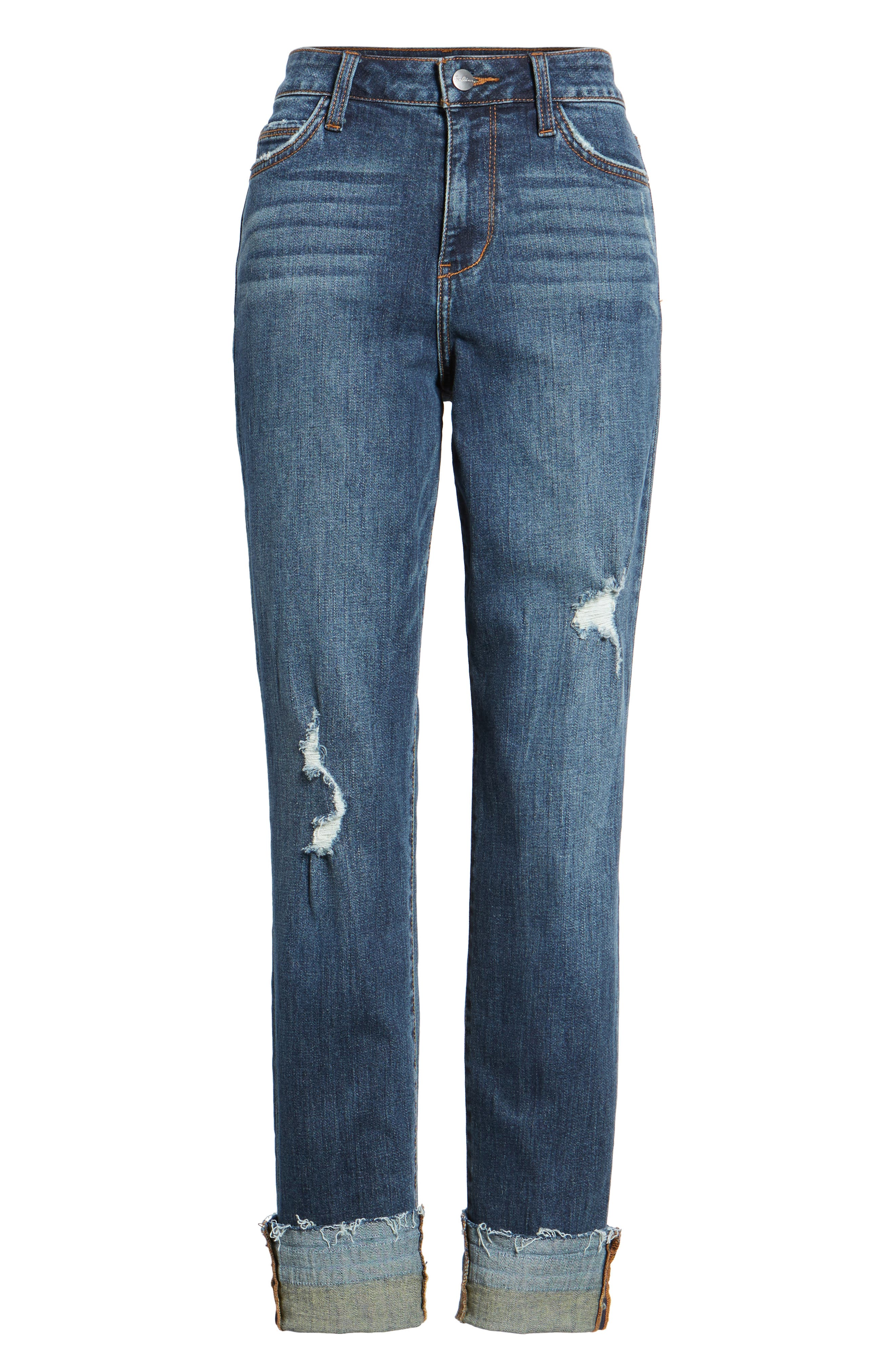 The Mary Jane High Rise Jeans,                             Alternate thumbnail 7, color,                             420