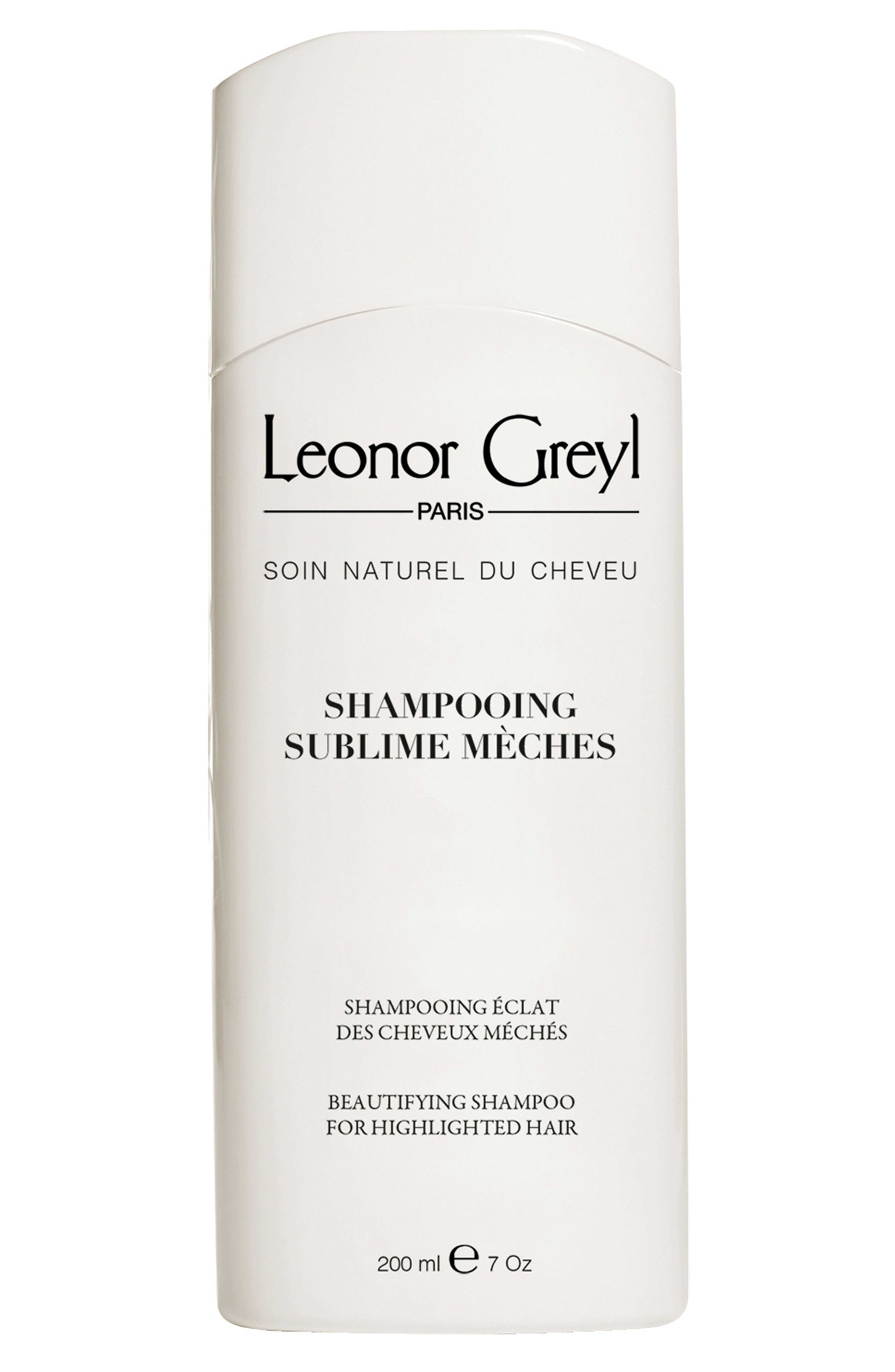 Beautifying Shampoo for Highlighted Hair, Main, color, NO COLOR