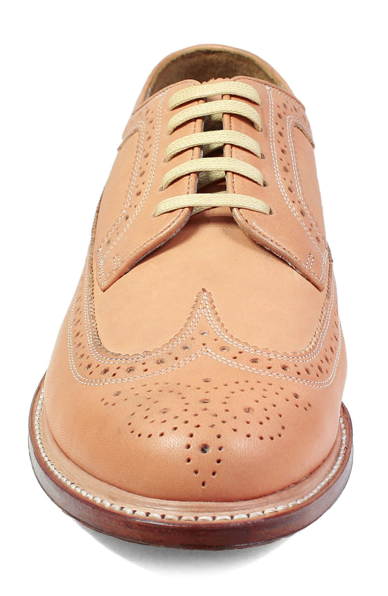 'Heritage' Wingtip,                             Alternate thumbnail 4, color,                             SANDSTONE