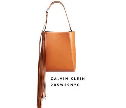 Fringe 2.0: designer handbags.