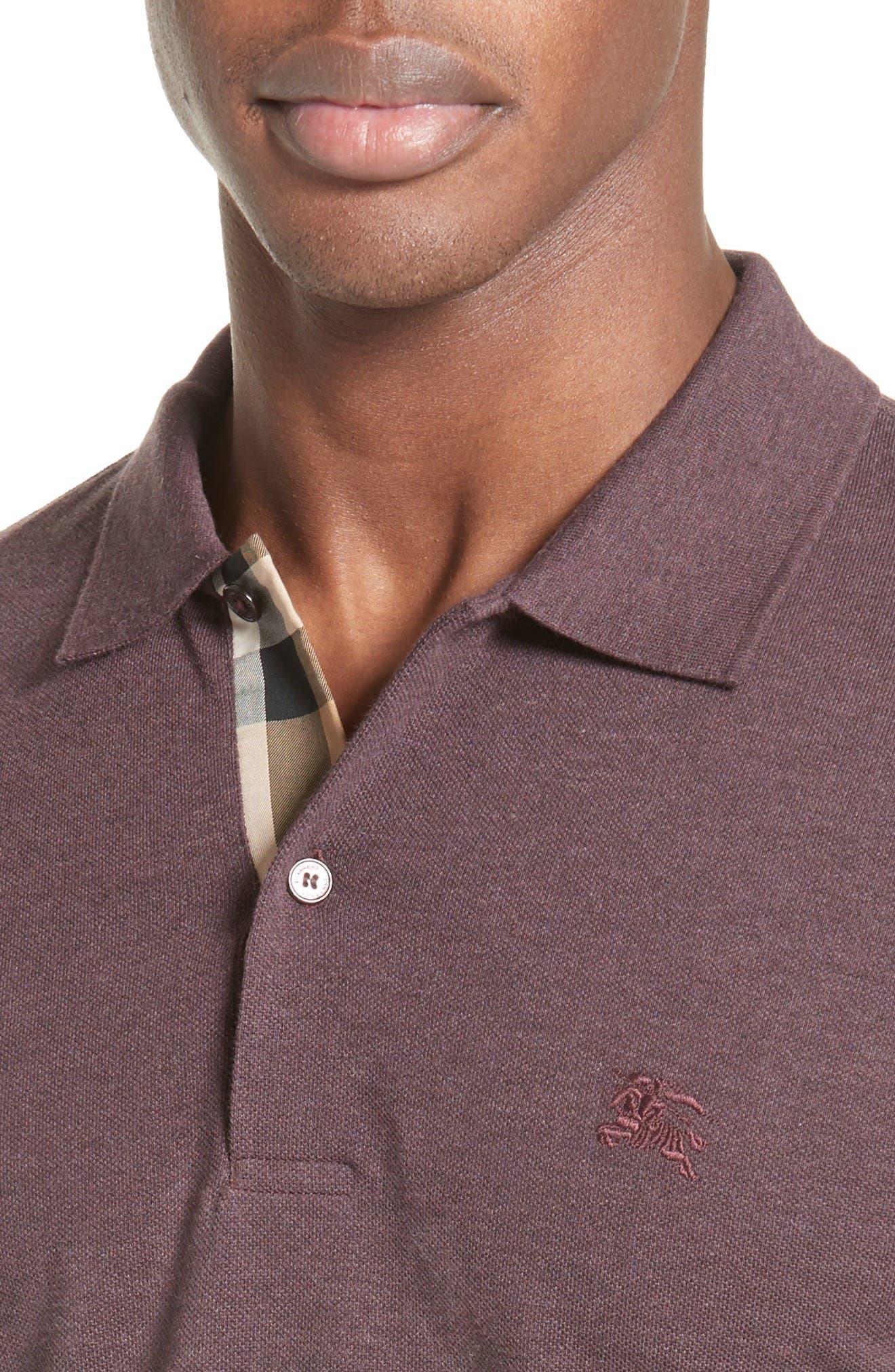 Brit 'Oxford' Long Sleeve Polo,                             Alternate thumbnail 25, color,