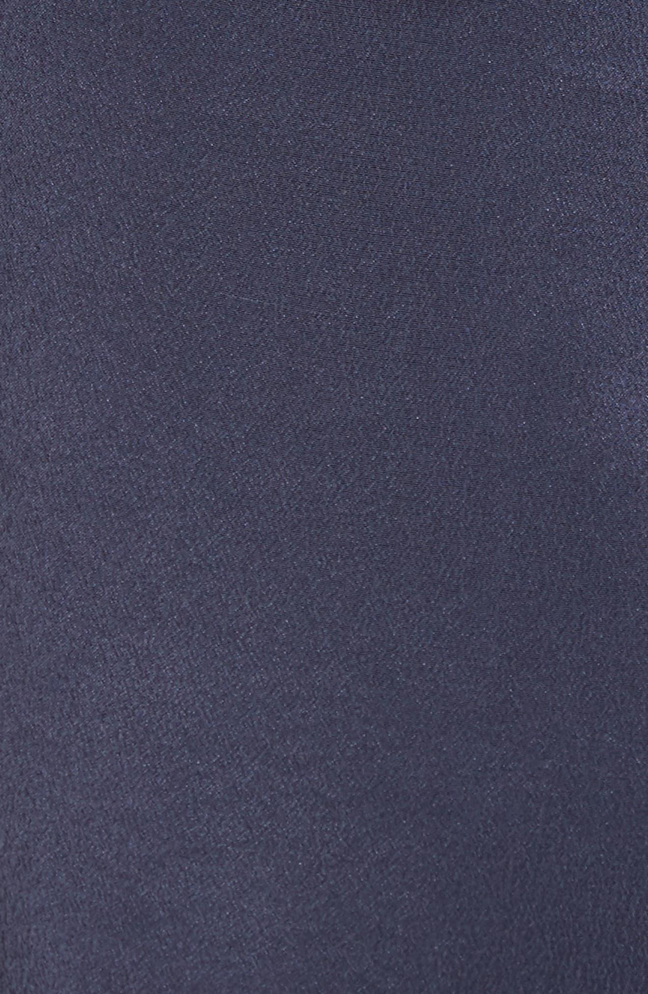 Alcyoneus Off the Shoulder Silk Top,                             Alternate thumbnail 5, color,                             402