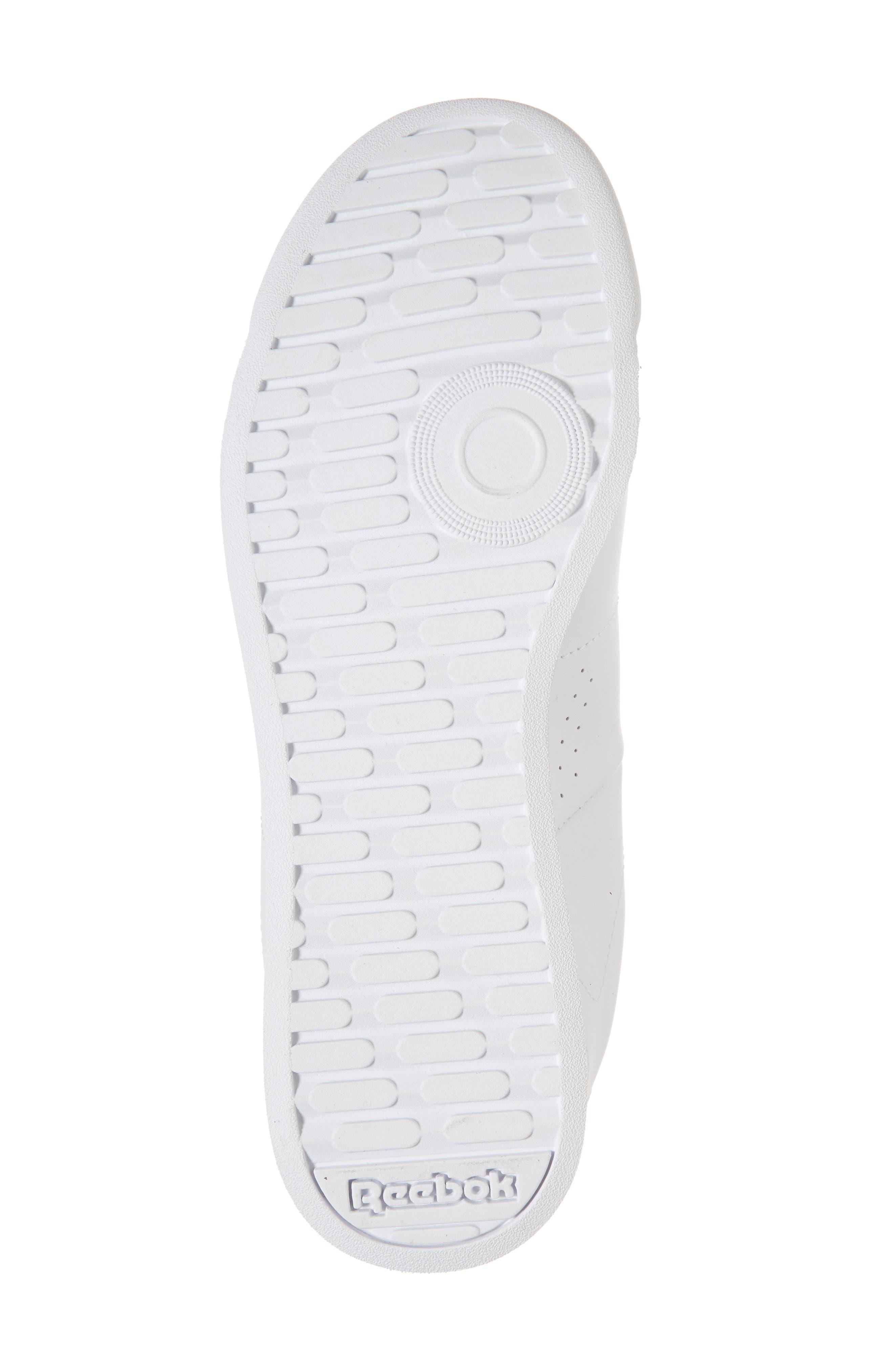 Princess Sneaker,                             Alternate thumbnail 6, color,                             WHITE