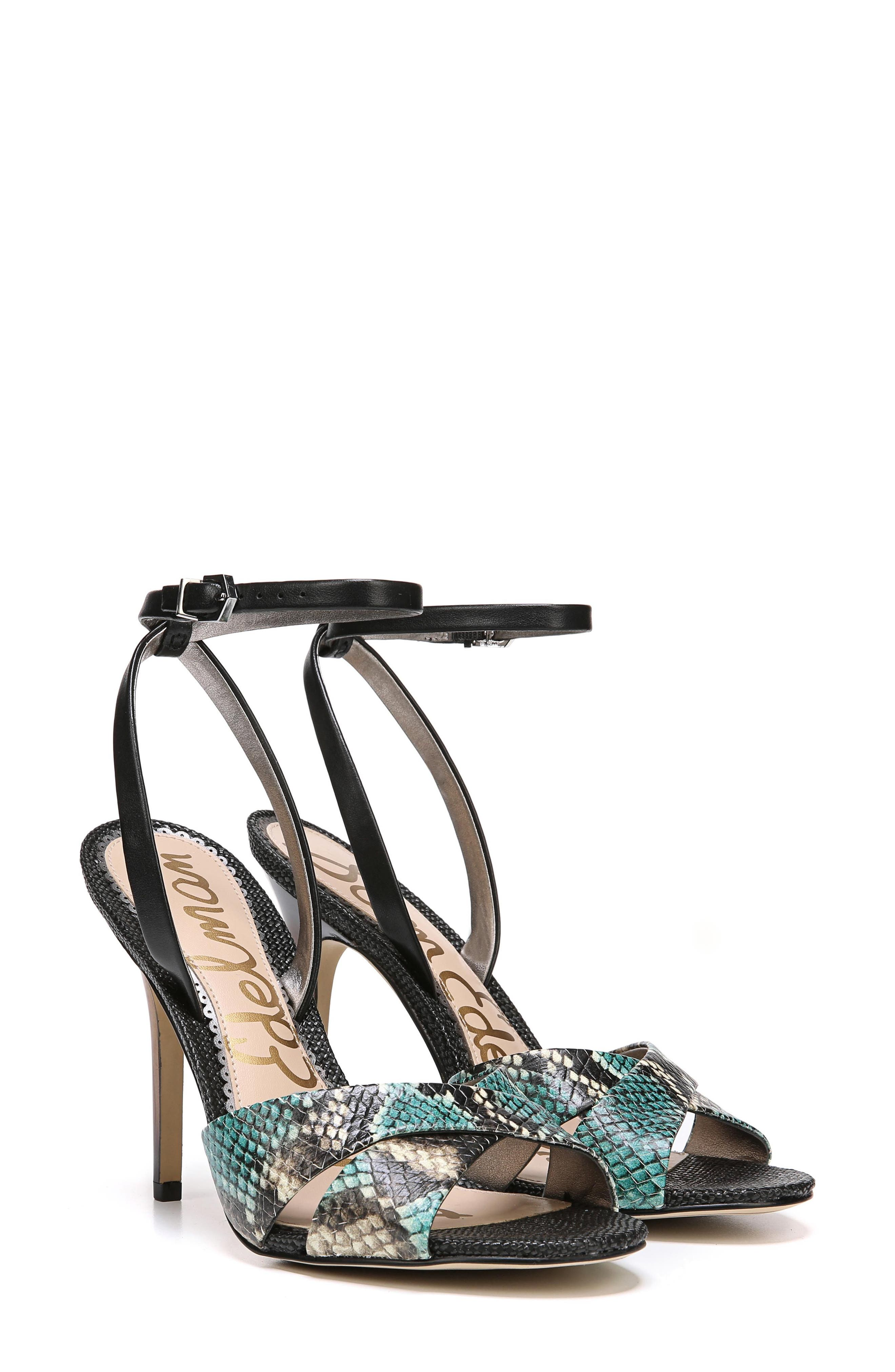 Aly Ankle Strap Sandal,                             Main thumbnail 4, color,