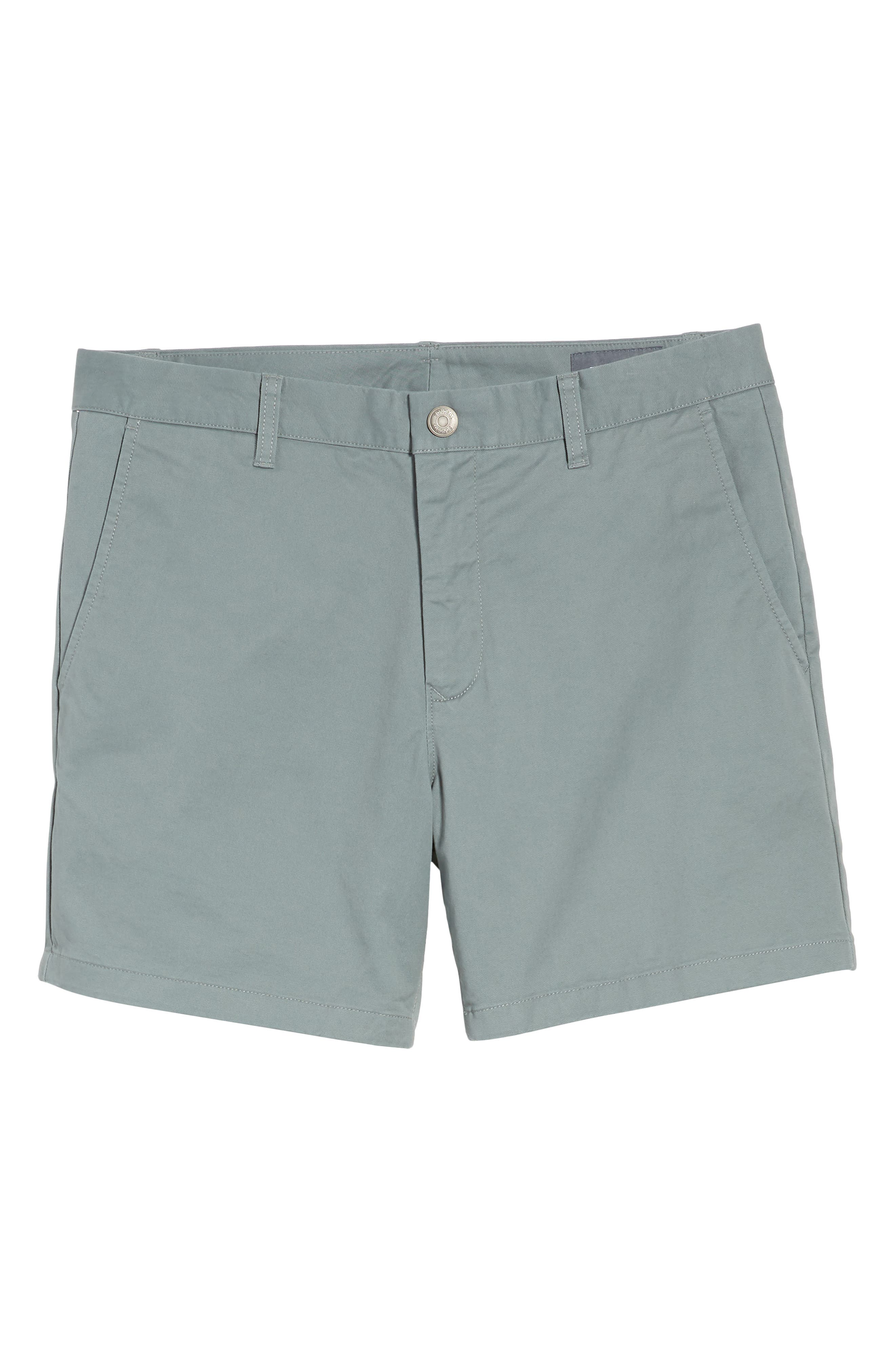 Stretch Washed Chino 5-Inch Shorts,                             Alternate thumbnail 144, color,
