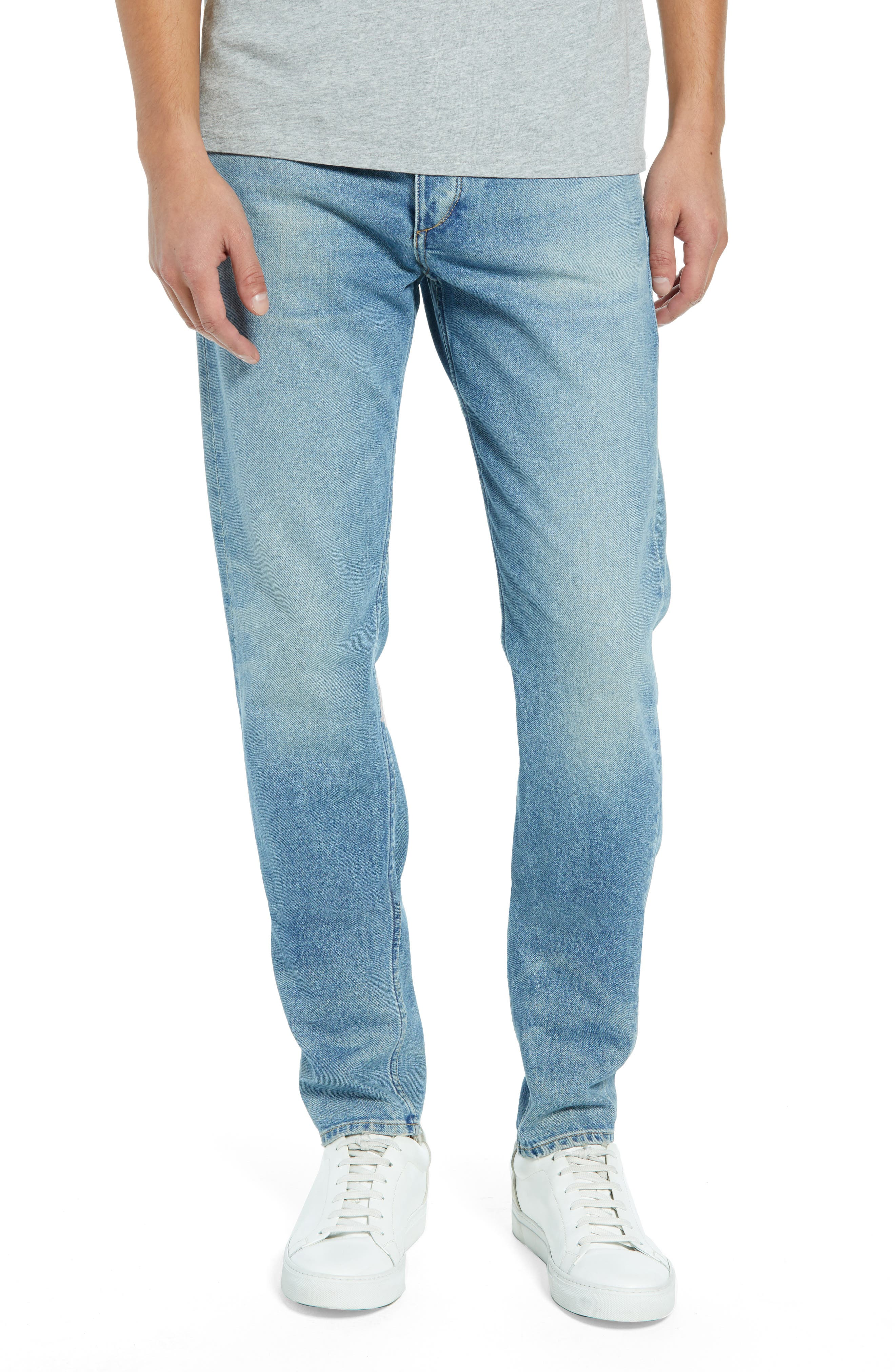 Fit 1 Skinny Fit Jeans,                             Main thumbnail 1, color,                             JAMIE