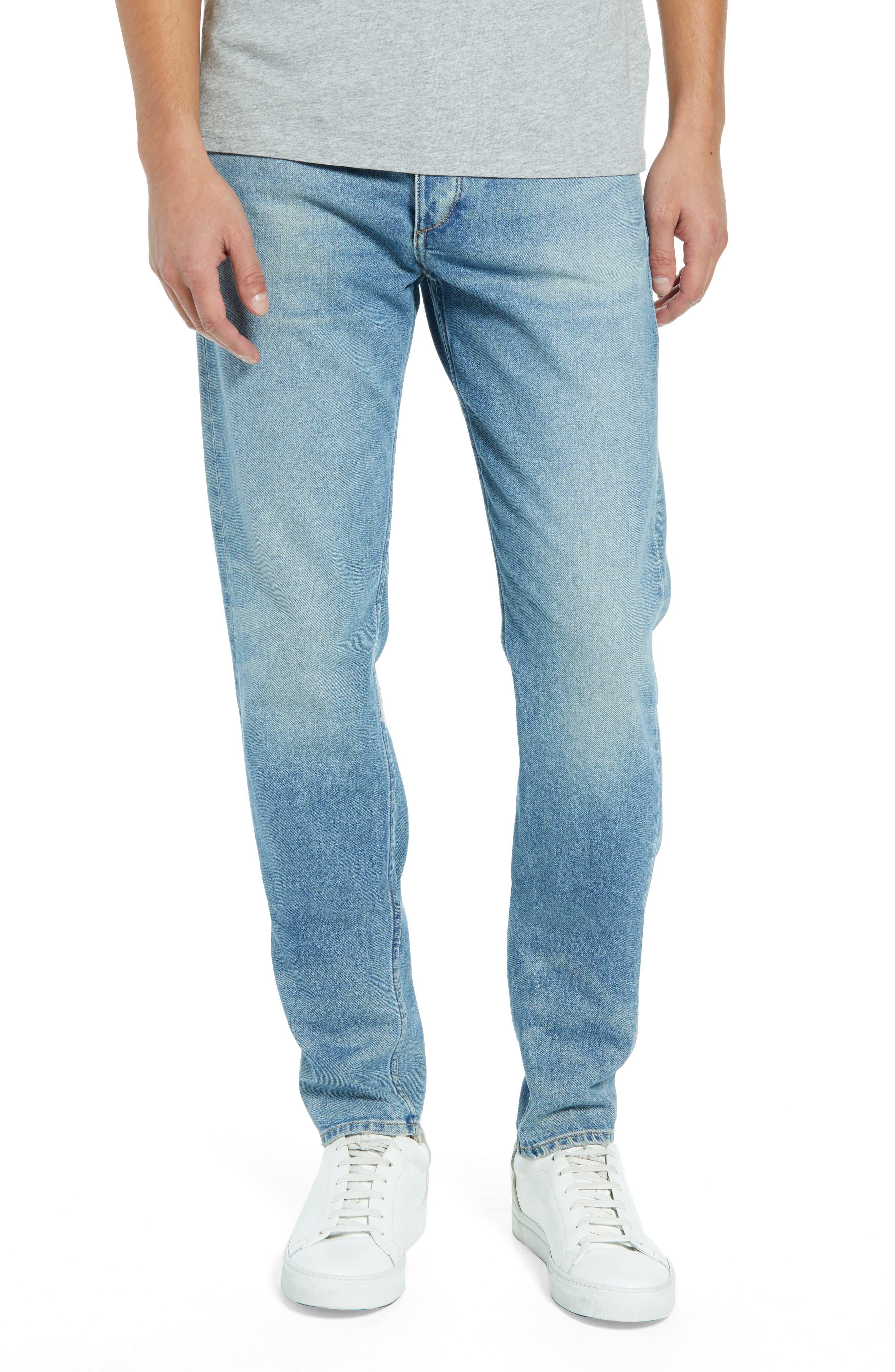 Fit 1 Skinny Fit Jeans,                         Main,                         color, JAMIE