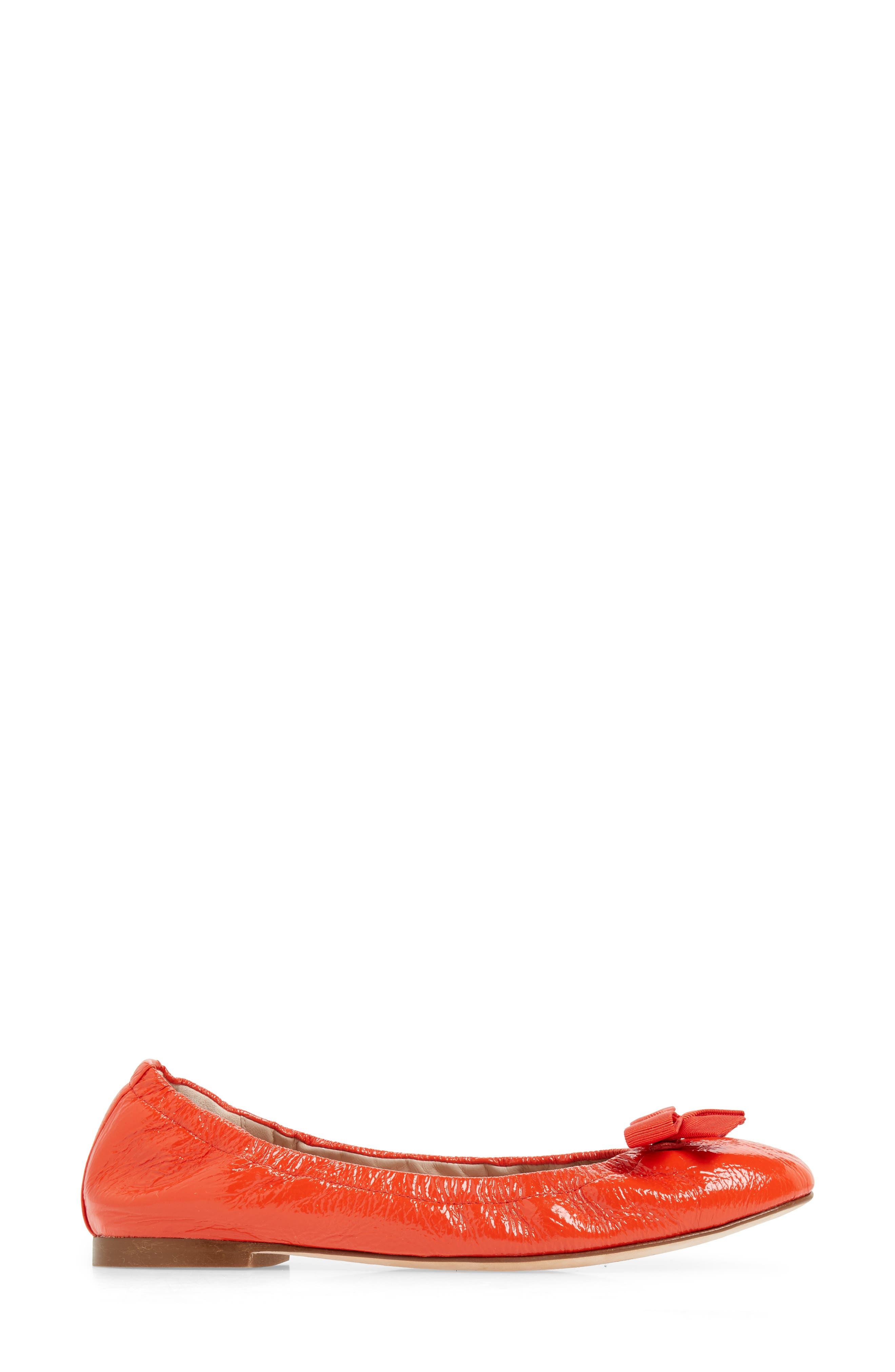 Raven Skimmer Flat,                             Alternate thumbnail 9, color,