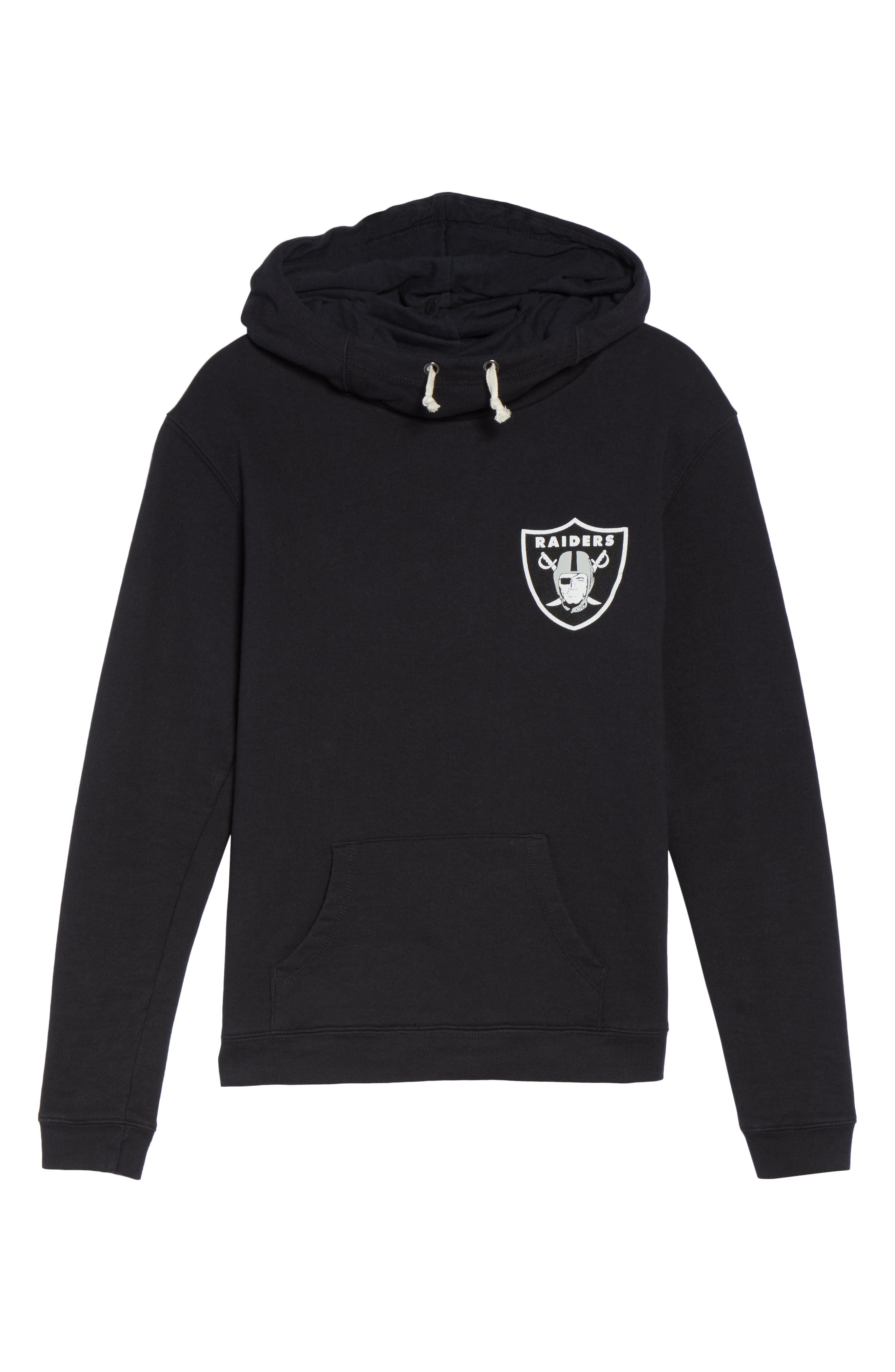 NFL Oakland Raiders Sunday Hoodie,                             Alternate thumbnail 6, color,                             001