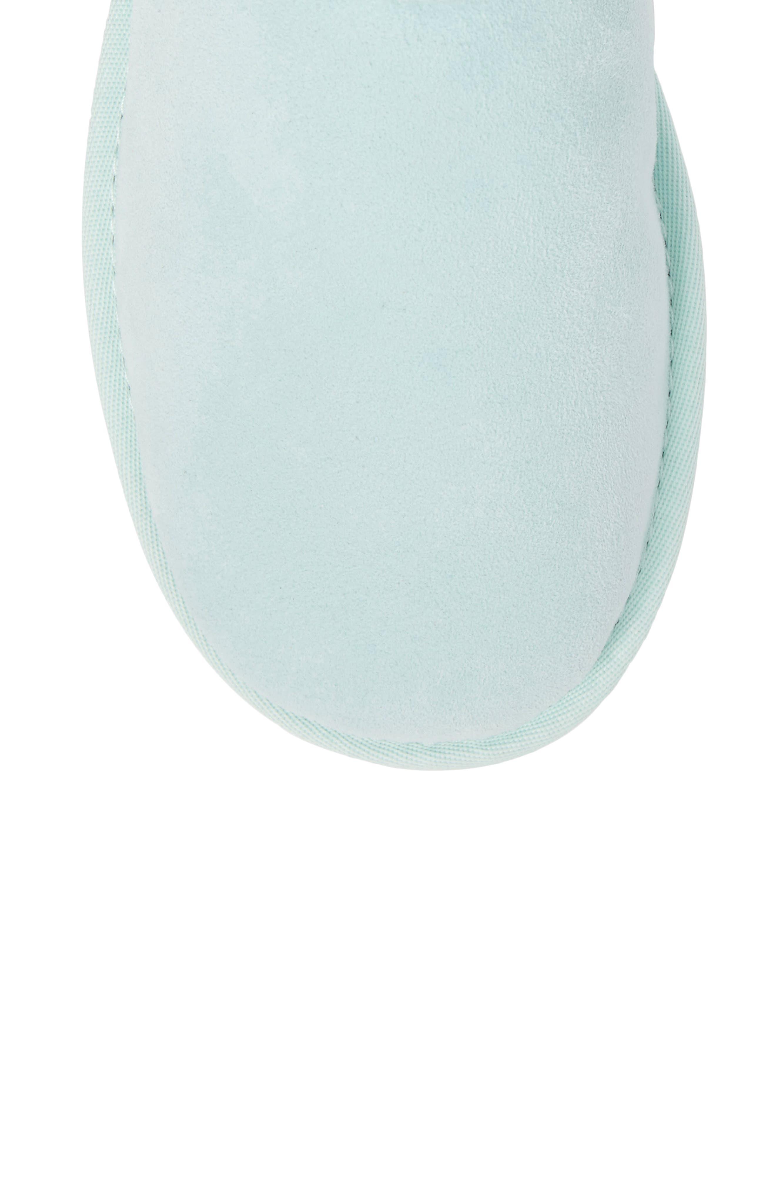 Mini Bailey Button Poppy Boot,                             Alternate thumbnail 5, color,