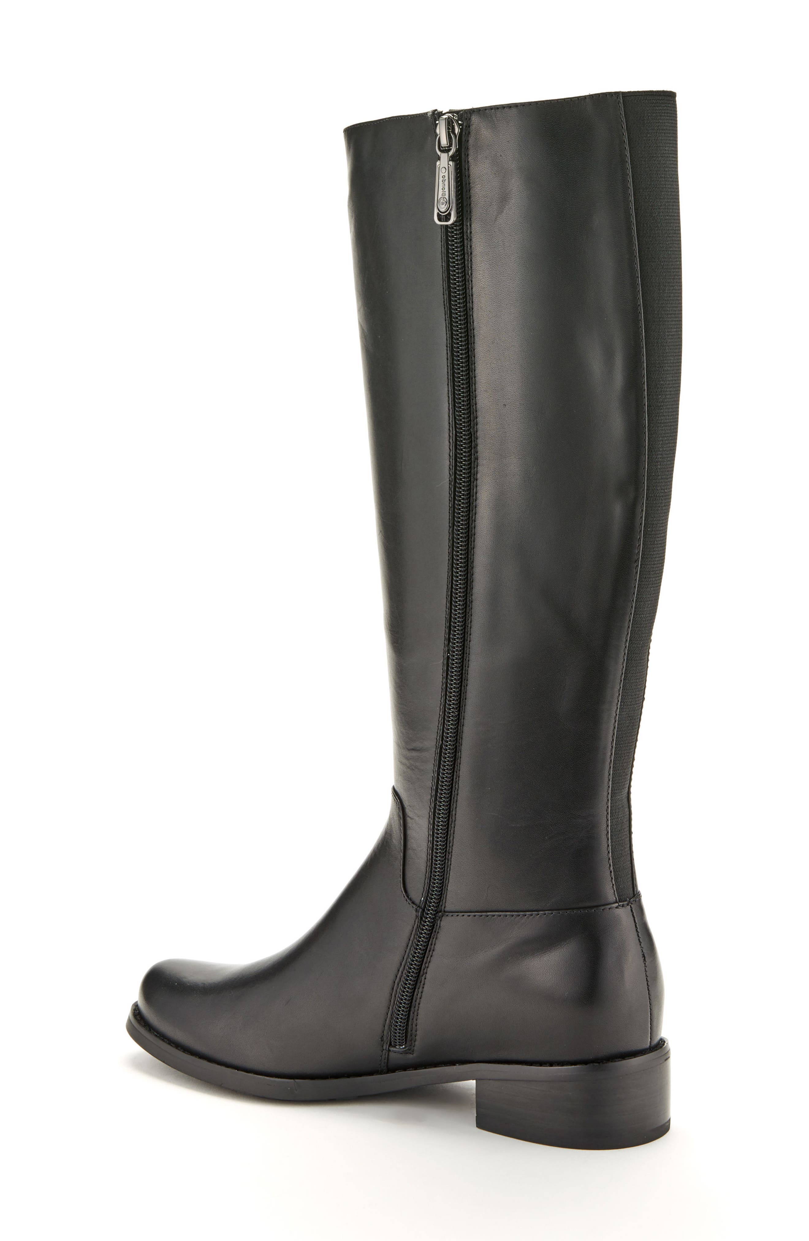 Volly Waterproof Riding Boot,                             Alternate thumbnail 2, color,                             001