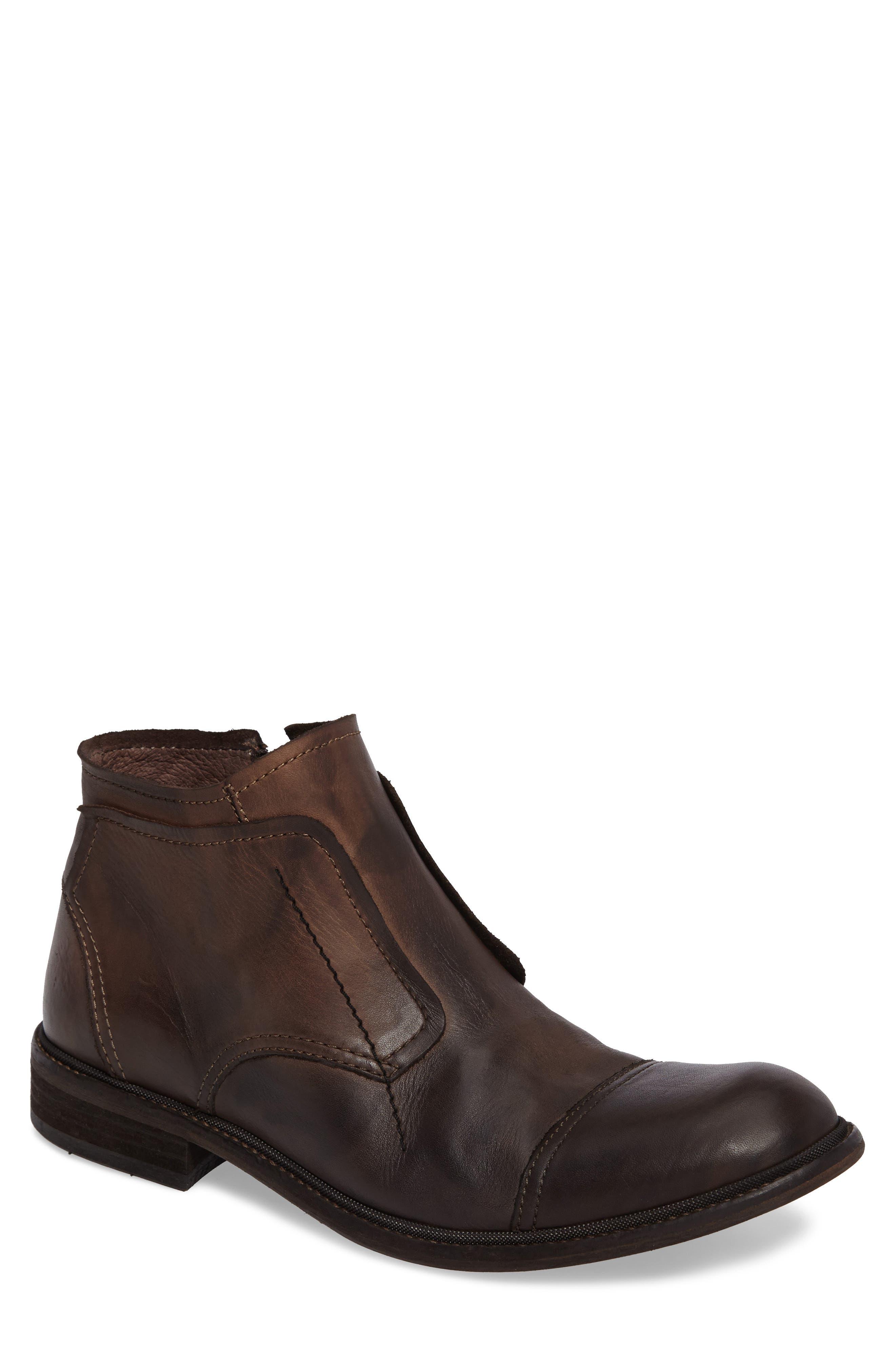 Hale Low Cap Toe Boot,                         Main,                         color, 200