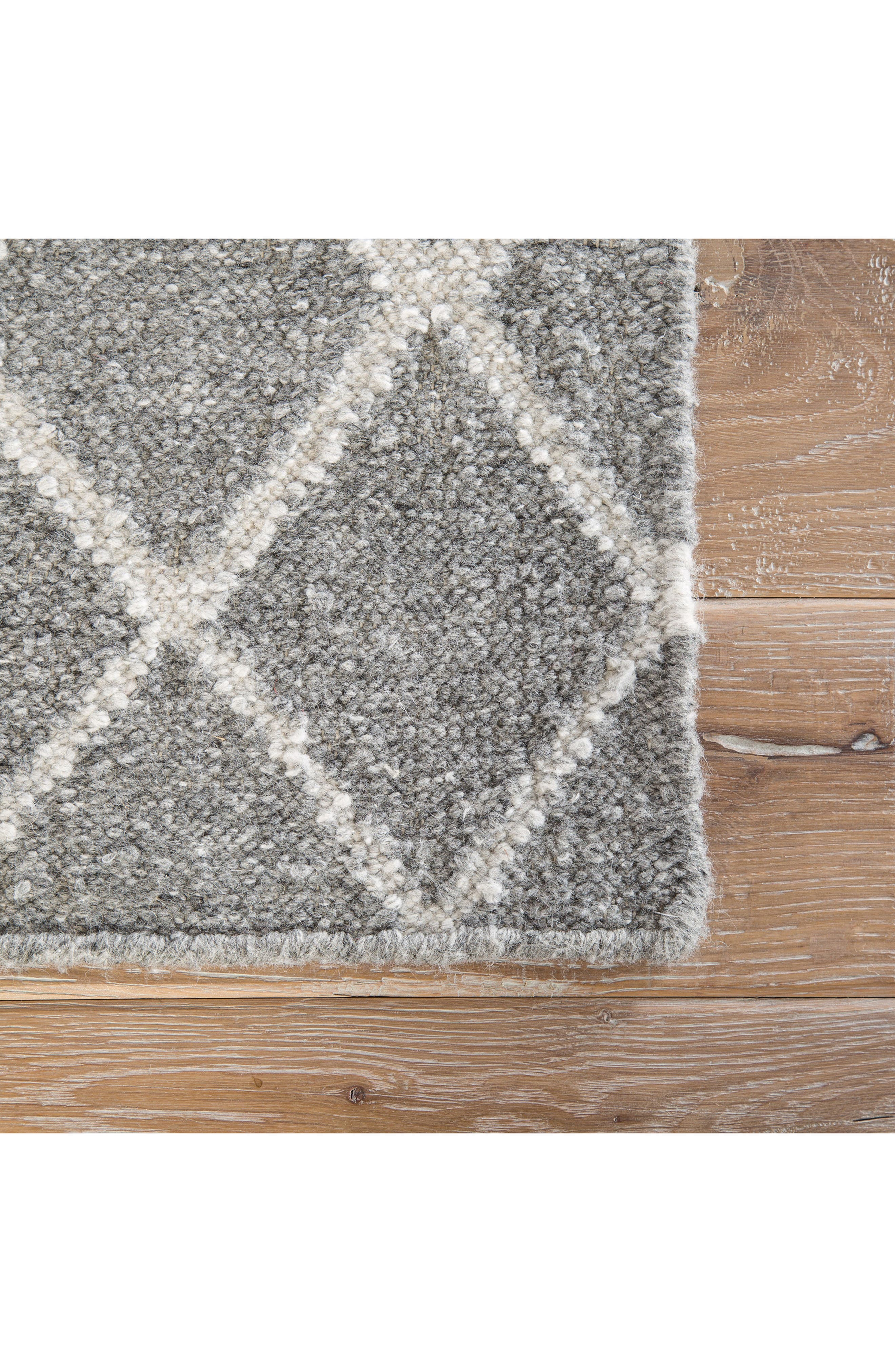 Pyramid Blocks Rug,                             Alternate thumbnail 2, color,                             099