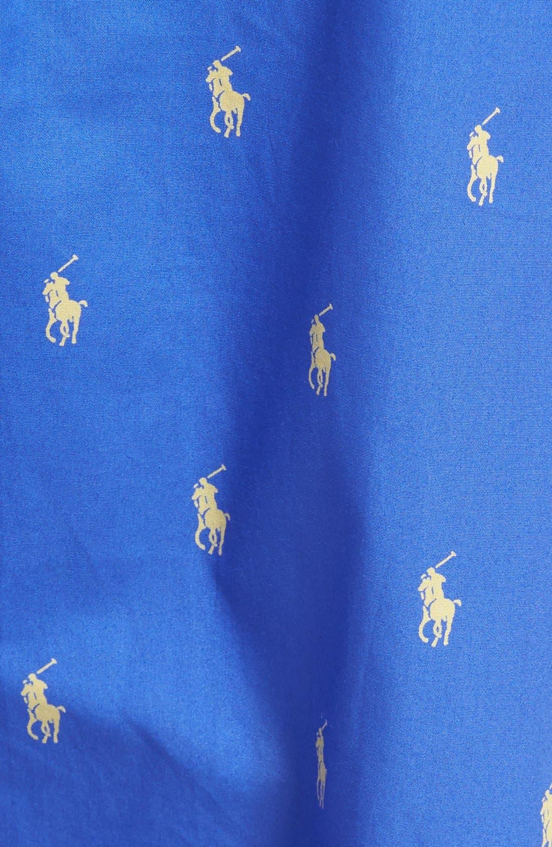 Cotton Lounge Pants,                             Alternate thumbnail 57, color,