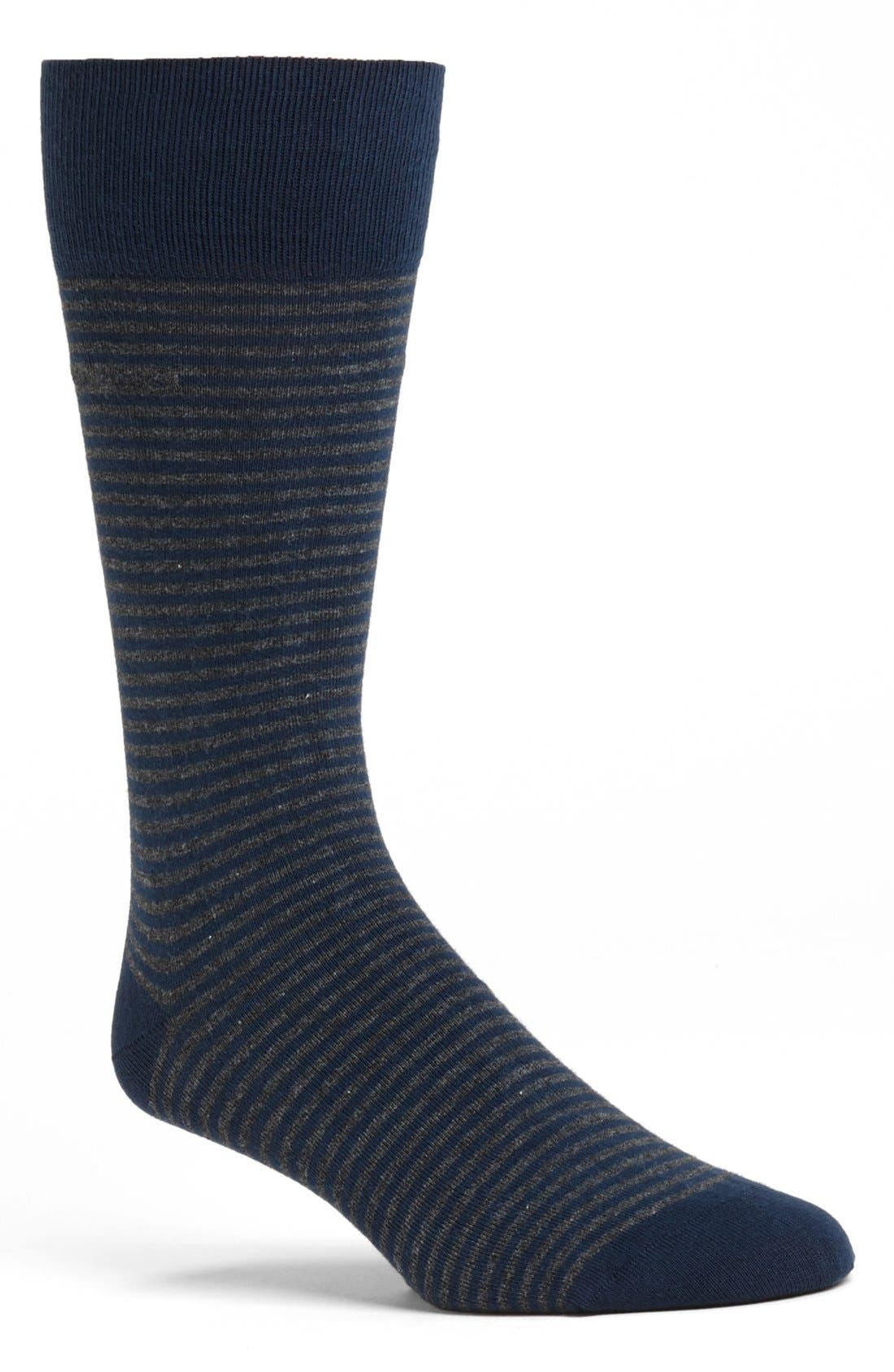 HUGO BOSS 'Marc' Socks, Main, color, 404