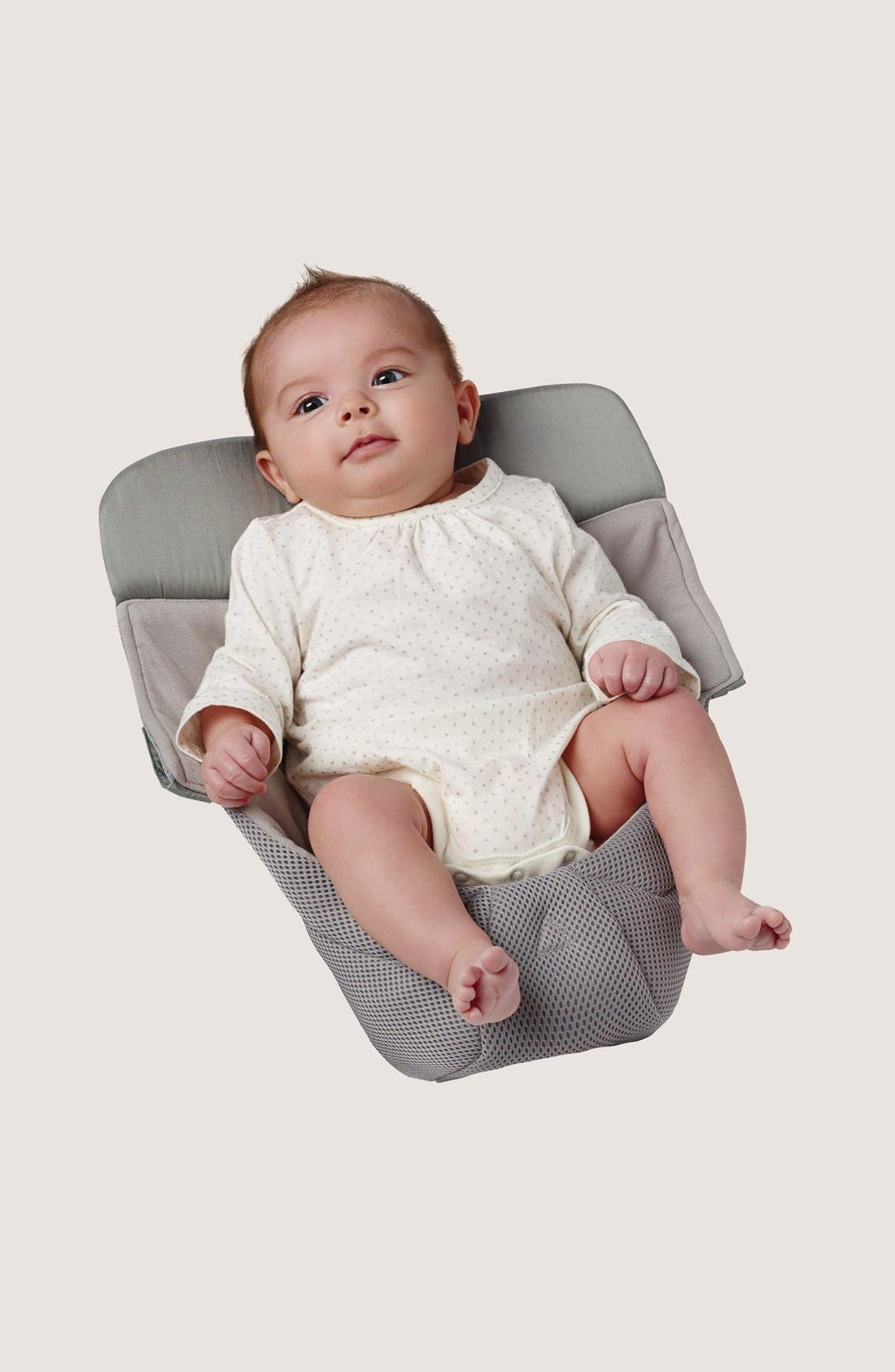 'Easy Snug - Cool Air' Baby Insert,                             Main thumbnail 1, color,                             GREY