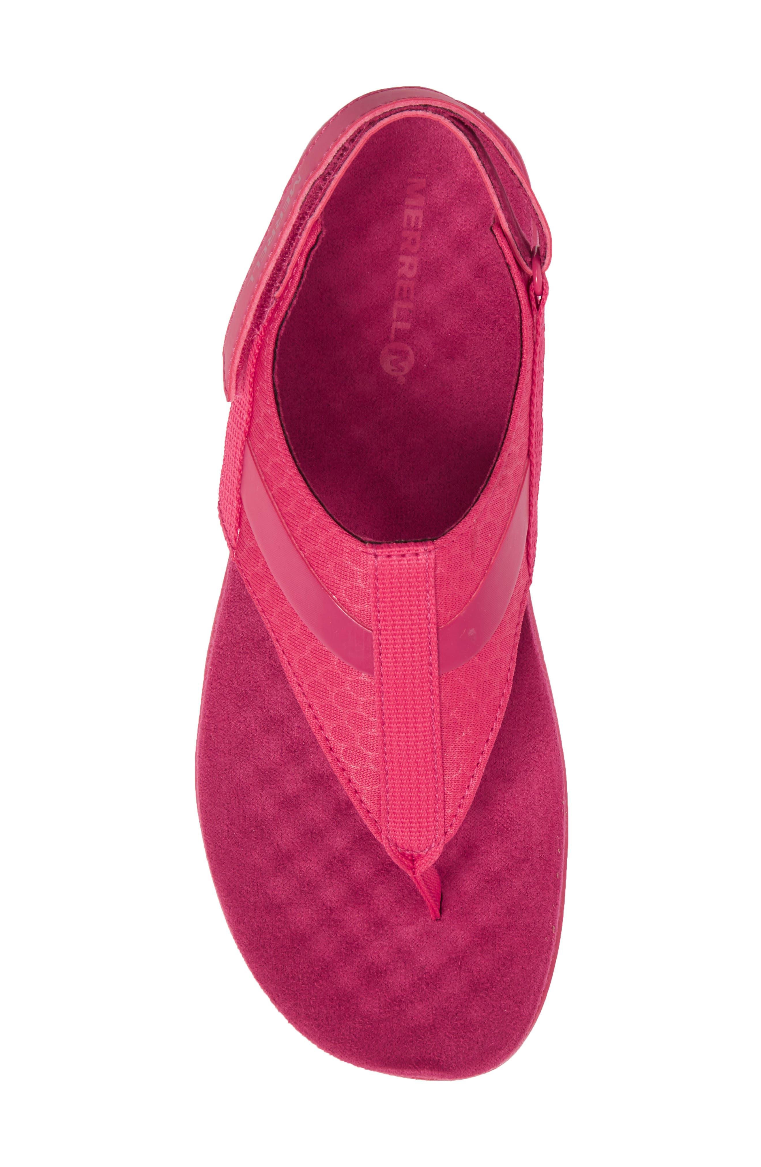 1SIX8 Linna Slide Air Cushion+ Sandal,                             Alternate thumbnail 20, color,