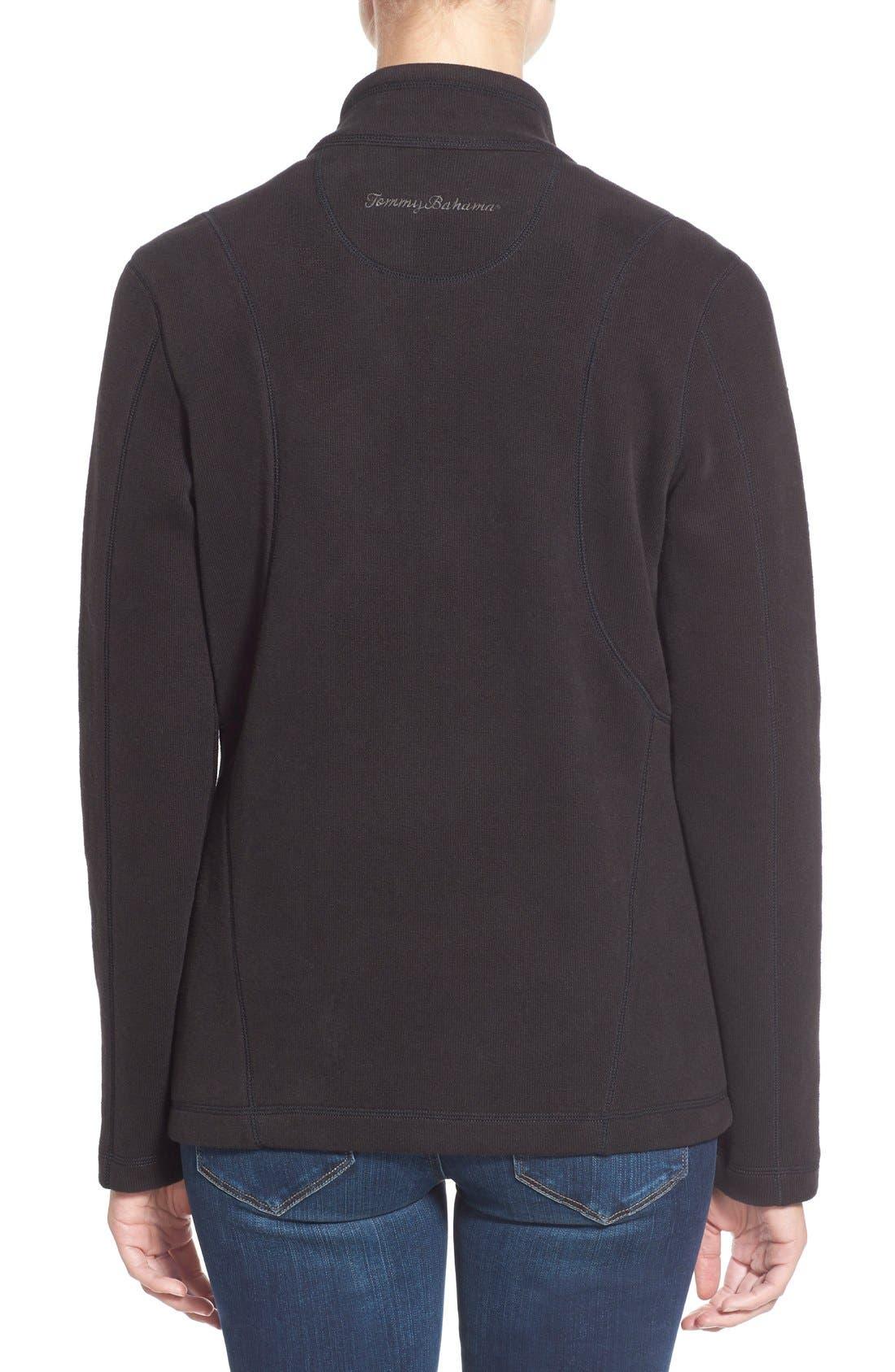 'Aruba' Full Zip Sweatshirt,                             Alternate thumbnail 25, color,