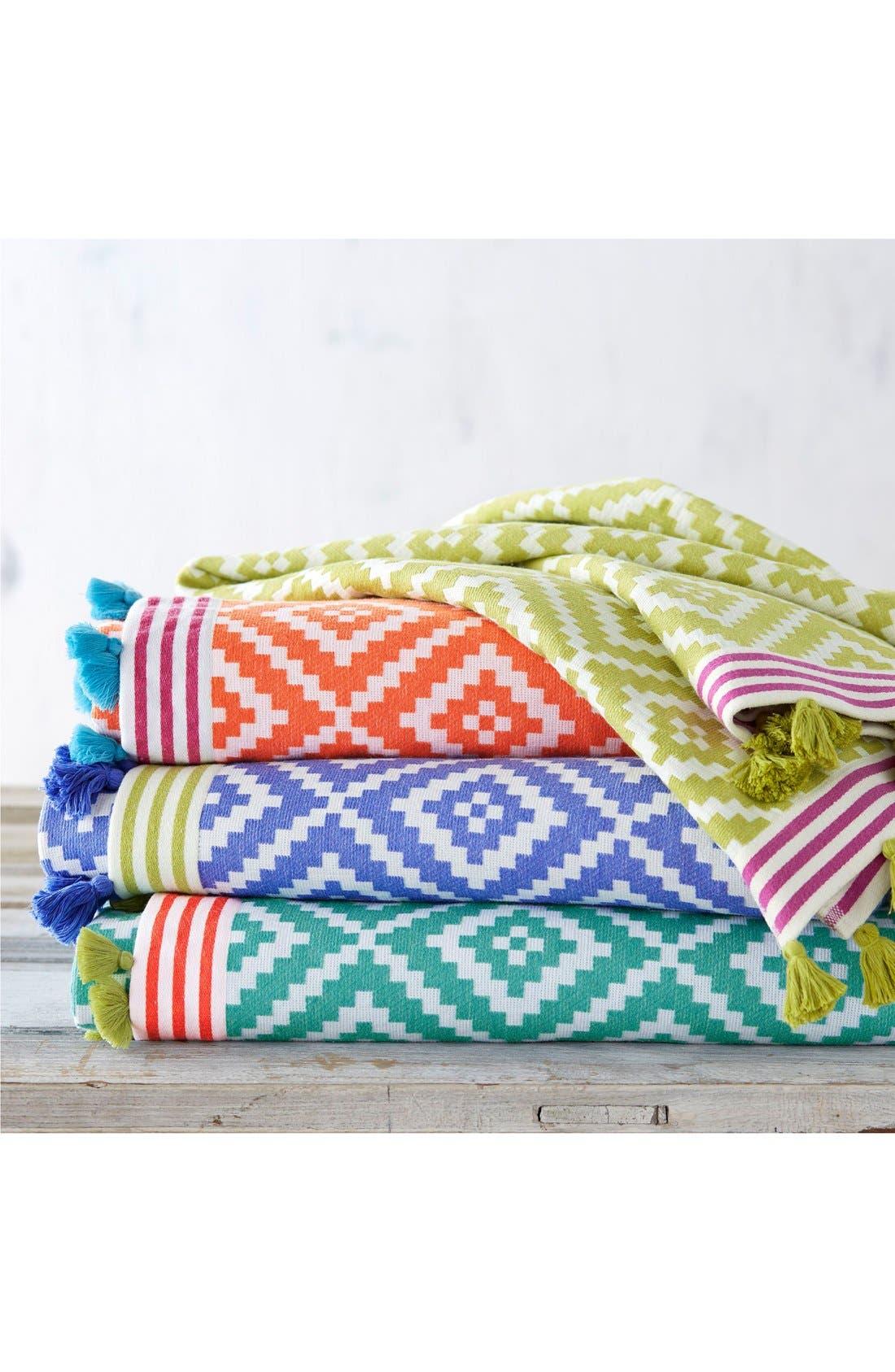 'Alabat' Beach Towel,                             Alternate thumbnail 3, color,                             950